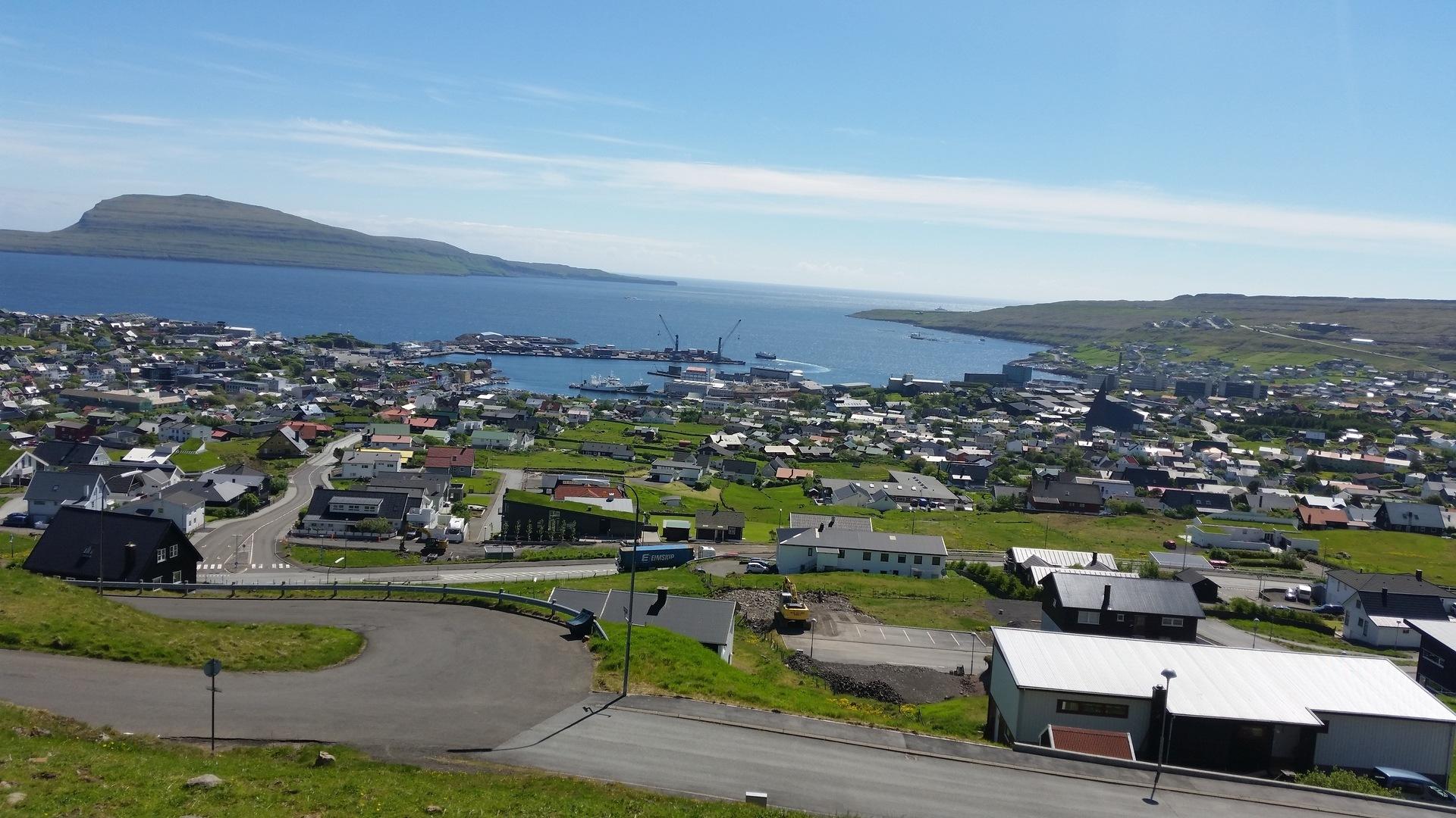 15 juin : visite de Torshavn