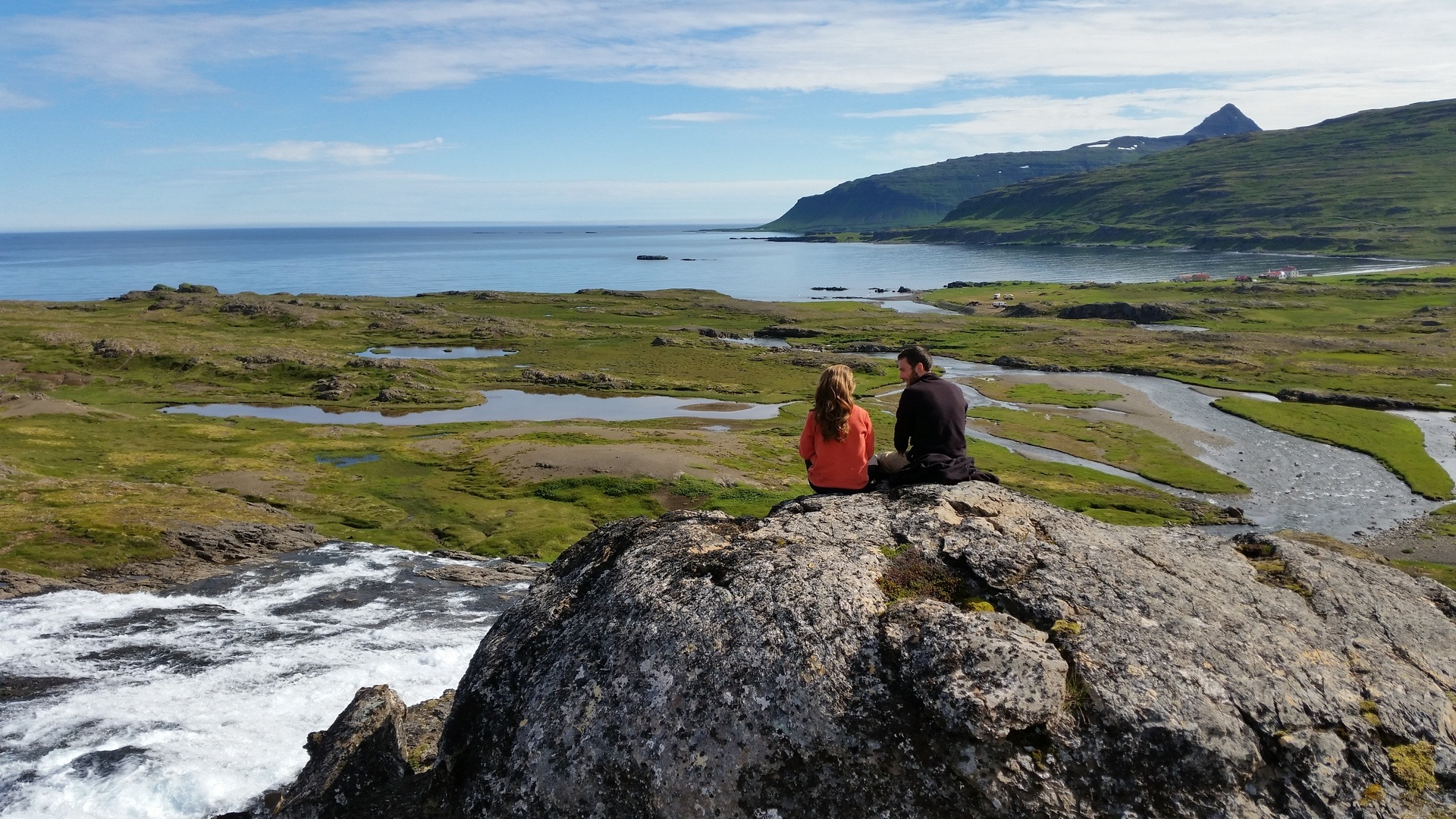 3 juillet : de Ofeigsfjordur à Reykjanes