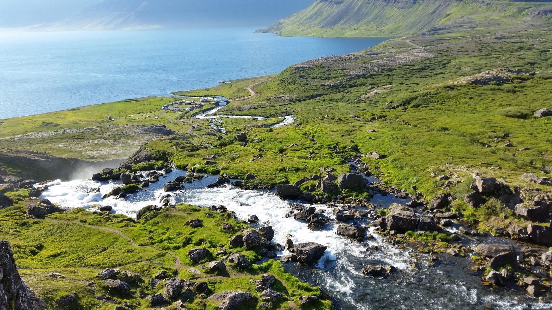 5 juillet : d'Isafjordur à Dynjandi