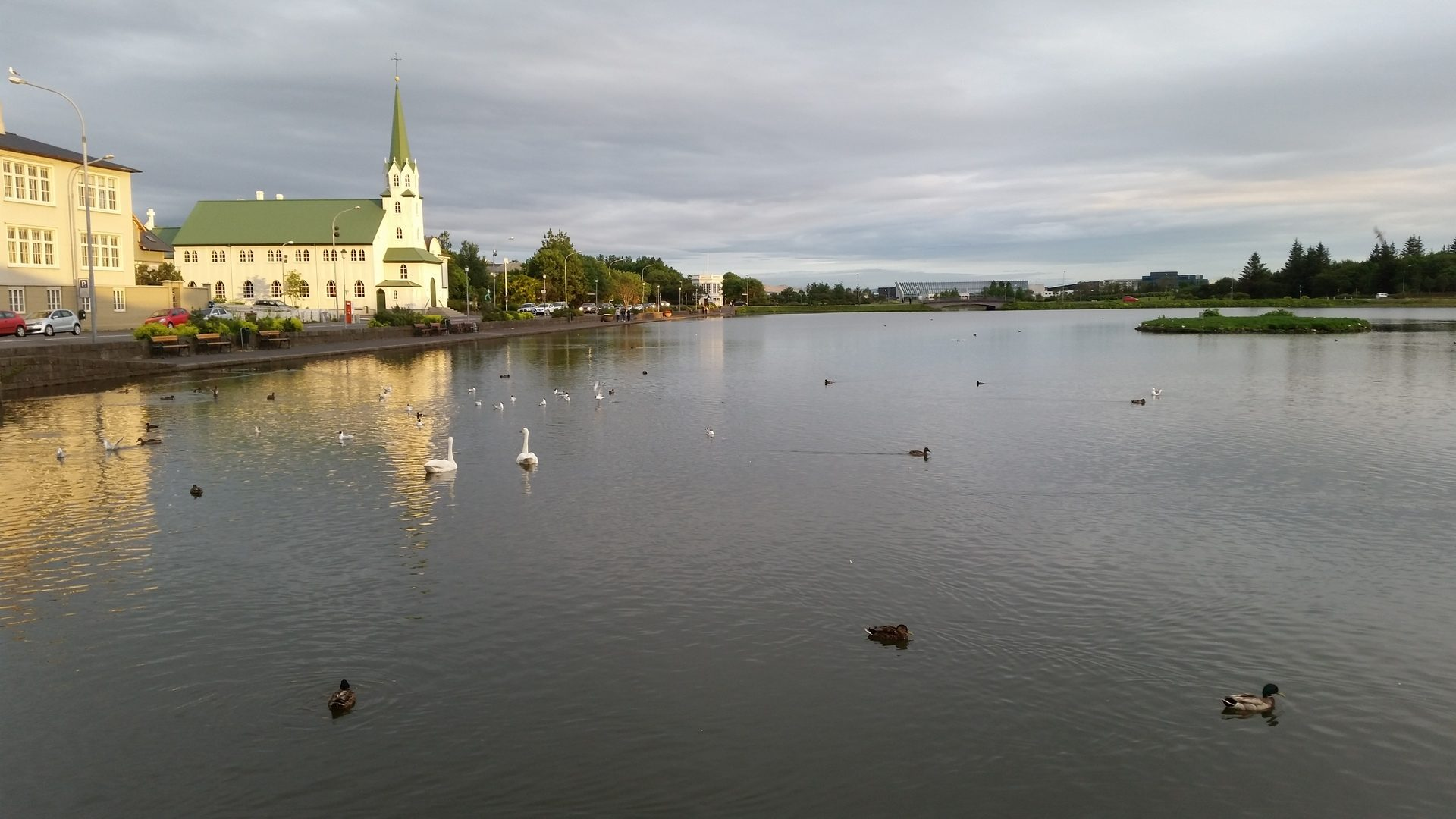 15 juillet : de Geysir à Reykjavik