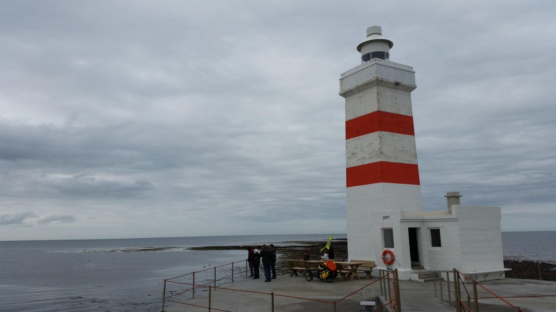 17 juillet : de Reykjavik à Sandgerdi
