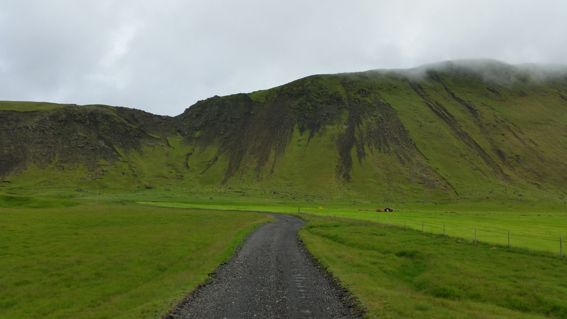 25 juillet : de Selfoss au volcan Hekla