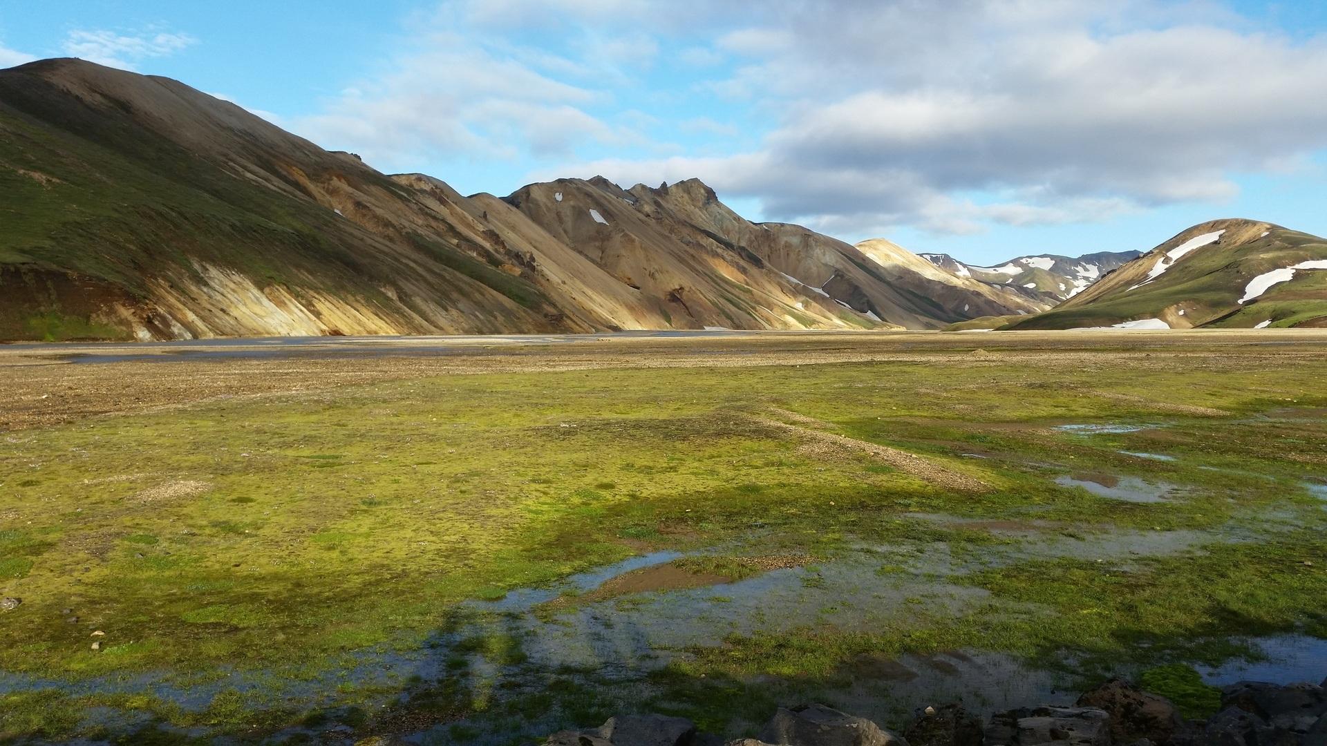 26 juillet : du volcan Hekla à Landmannalaugar