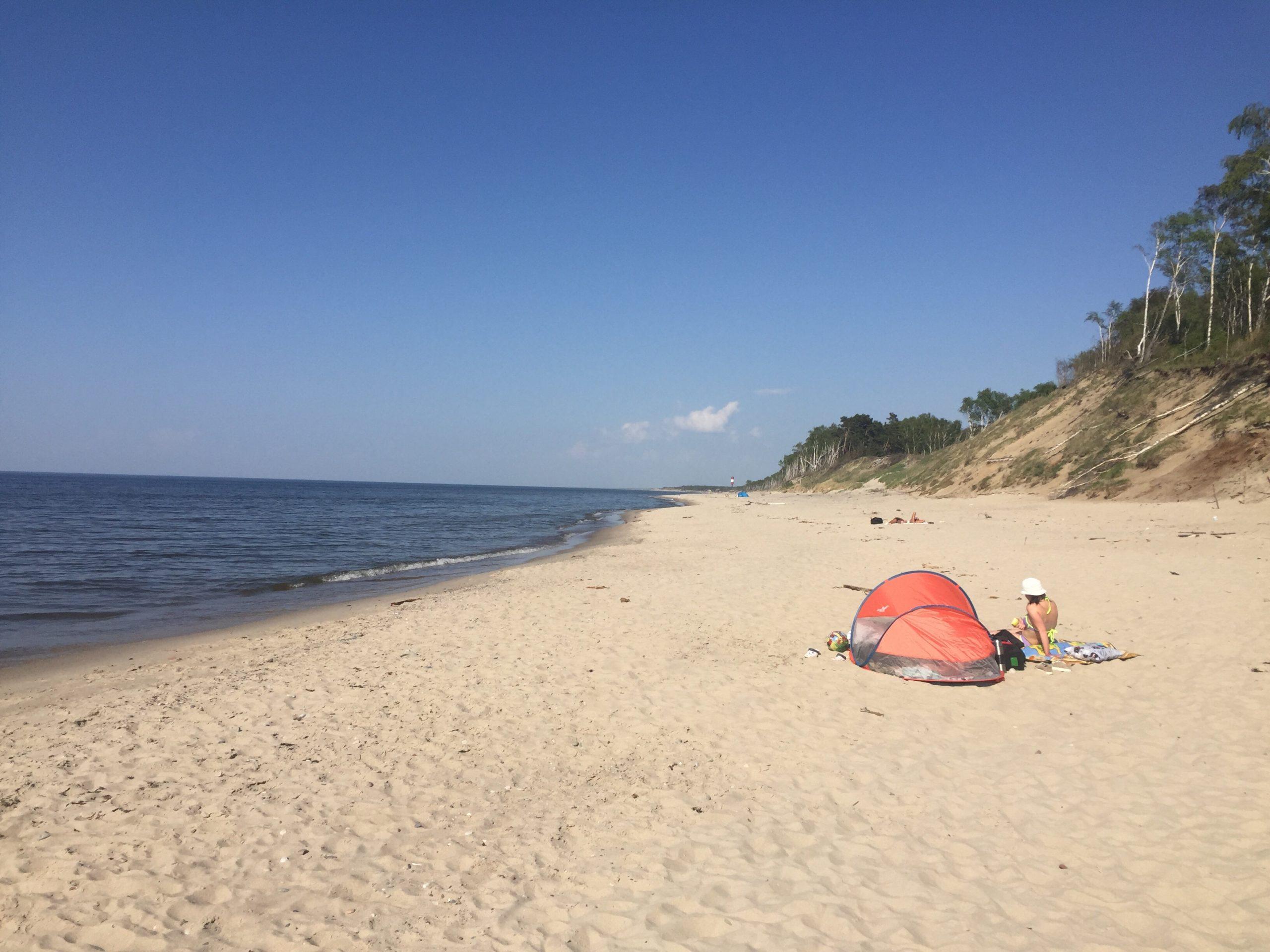 Enclave de Kaliningrad et Presqu'île de Courlande