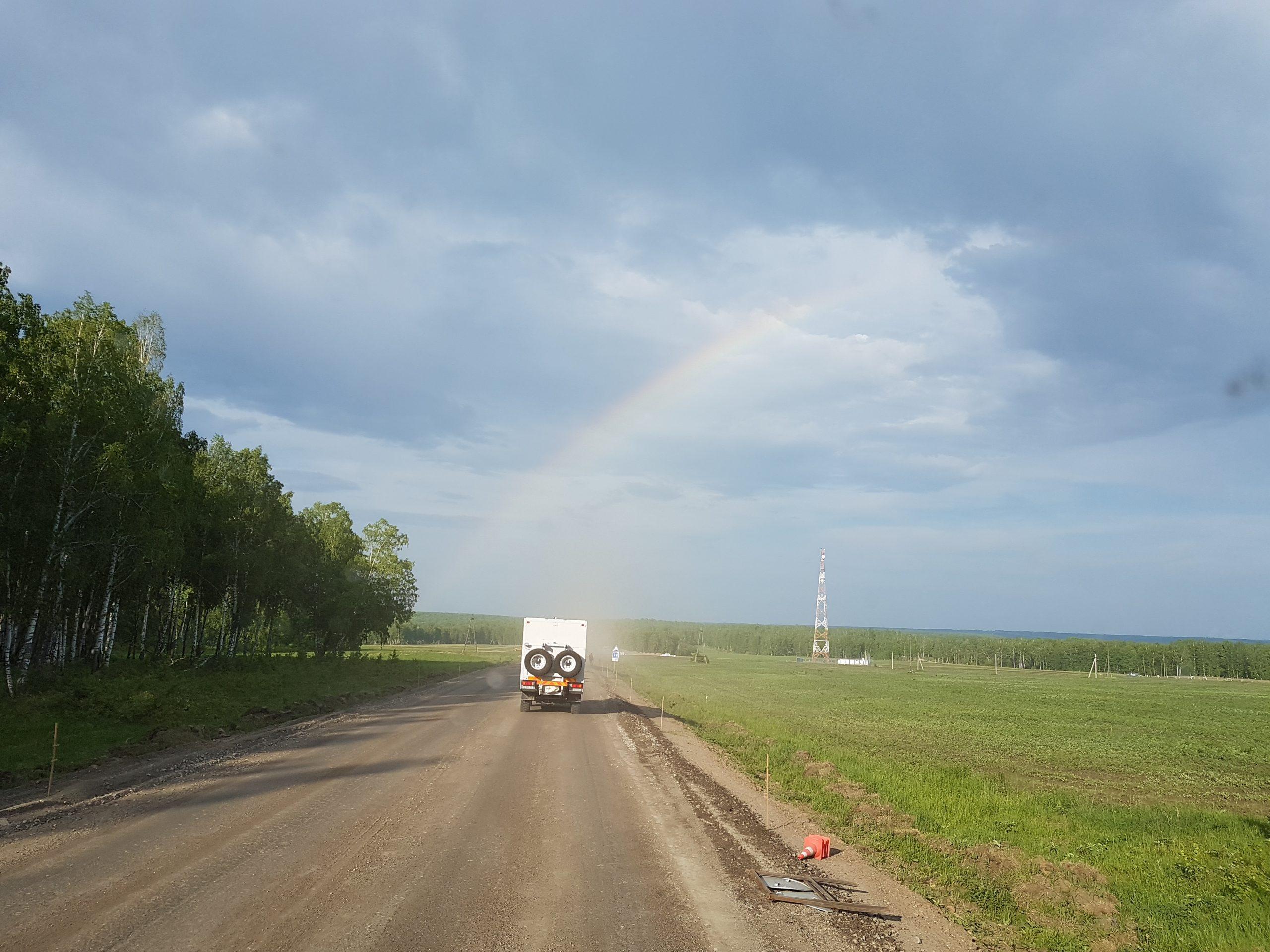De Kemerovo à Irkoutsk - jours 4 et 5