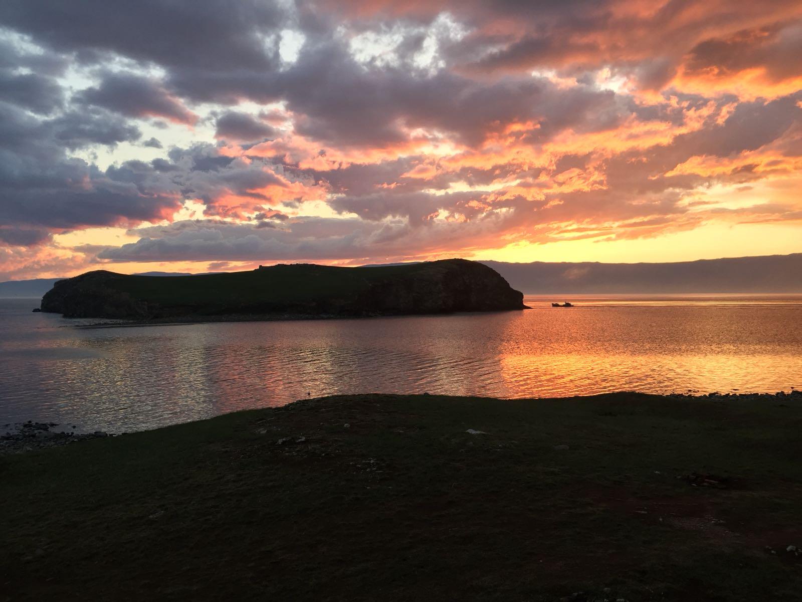 De Irkoutsk au lac Baïkal
