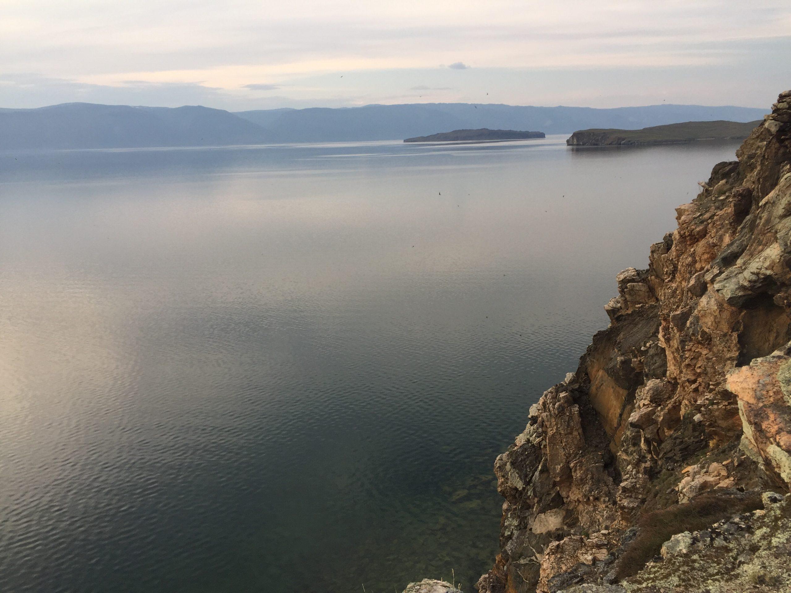 L'ile d'Okhlon sur le lac Baïkal - jours 1 à 3
