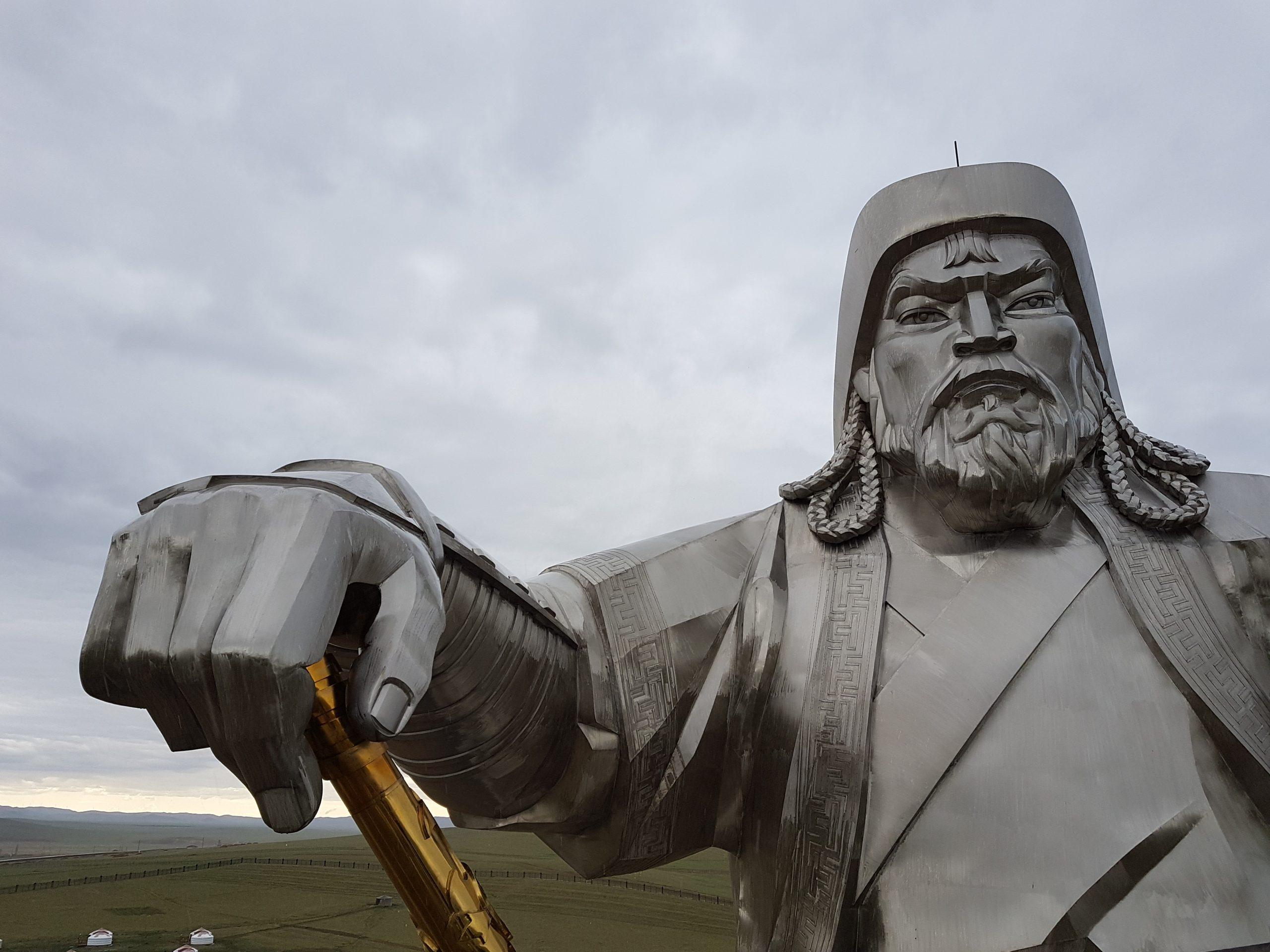 1er juillet : Gengis Khan