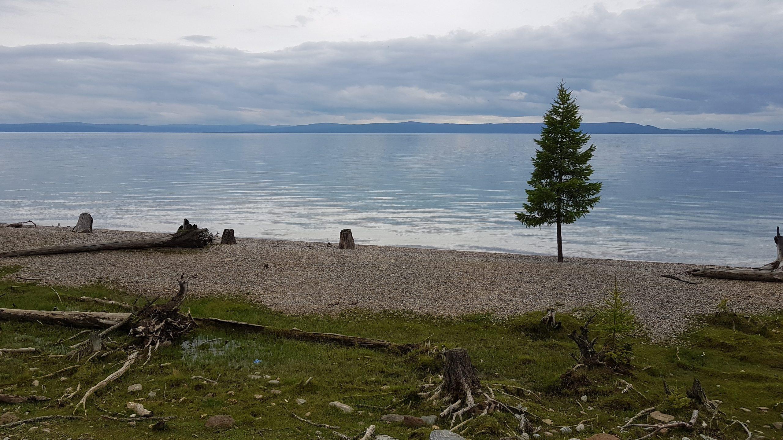 4 août : Lac Khövsgöl J1