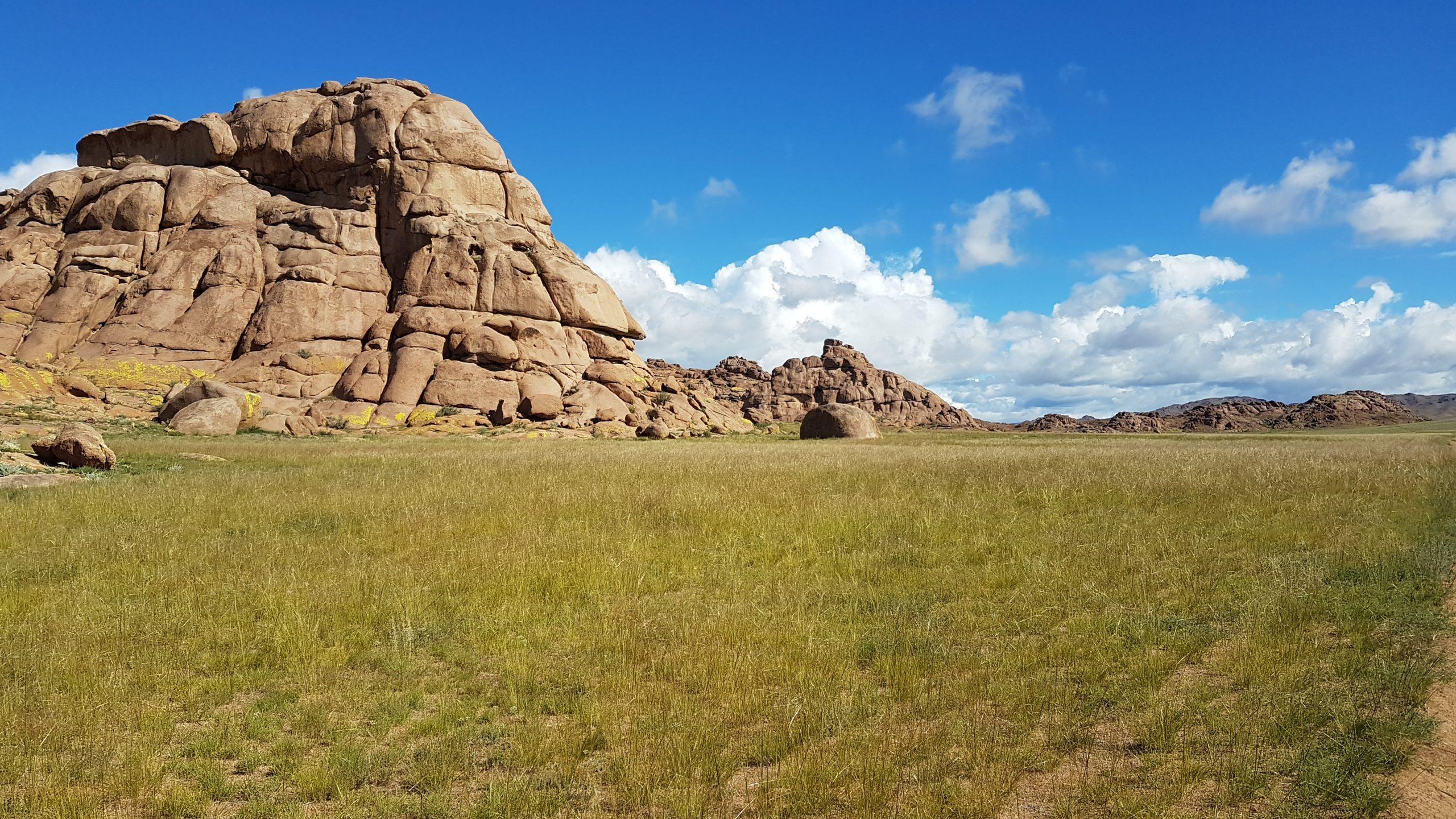 15 août : En direction d'Ulaangom
