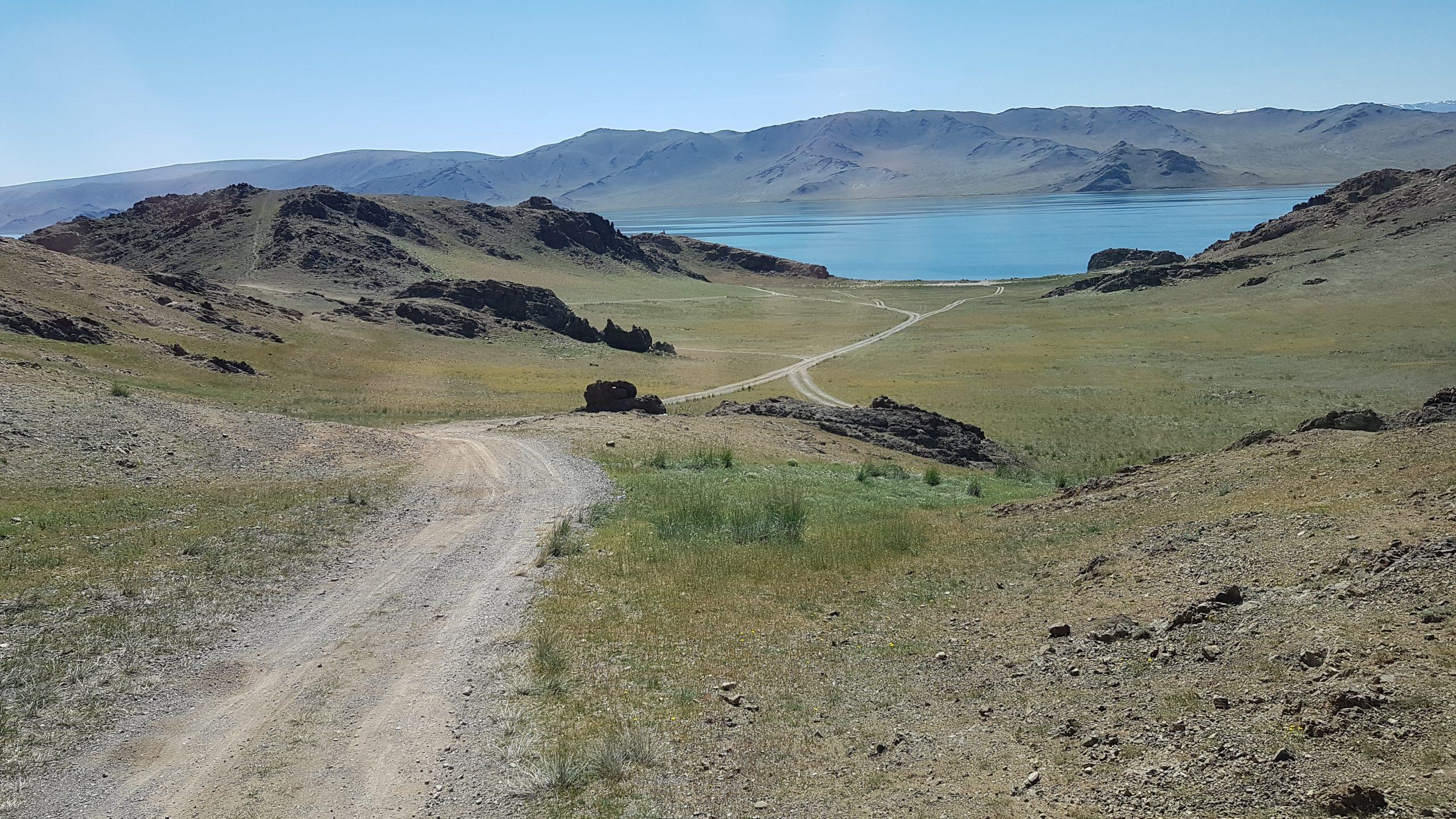21 août : Lac Tolbo