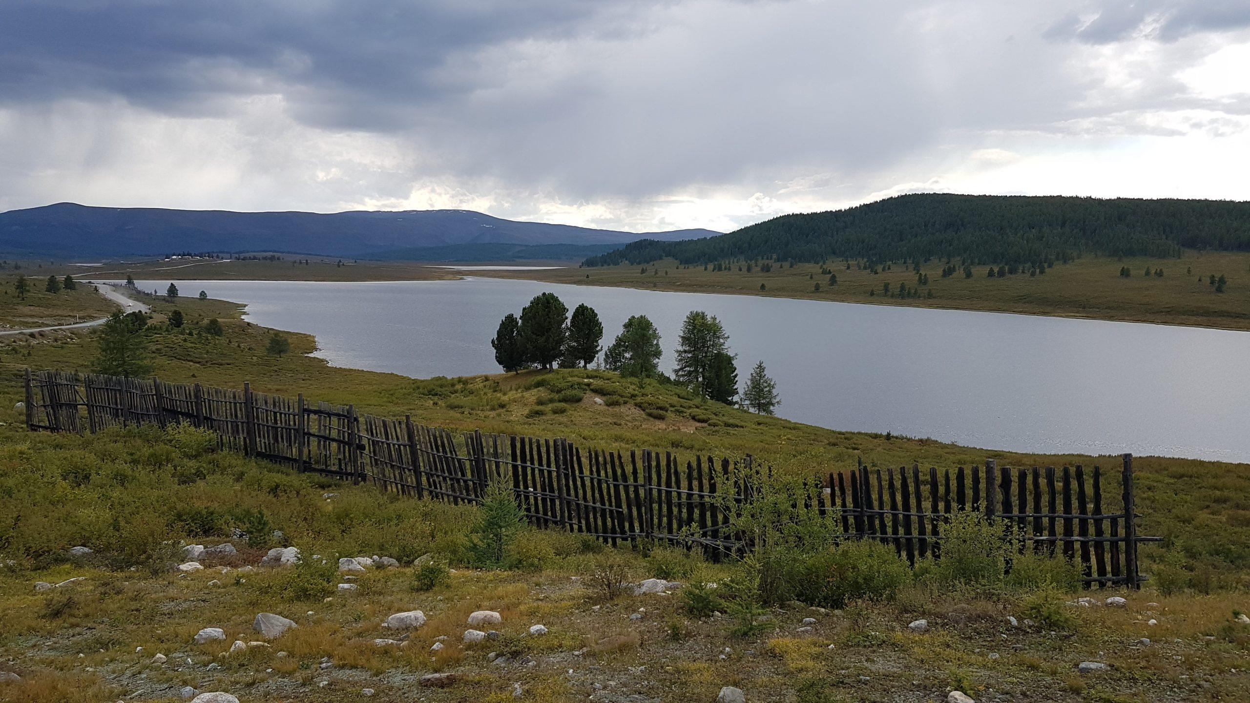 24 et 25 août : Incursion dans l'Altaï
