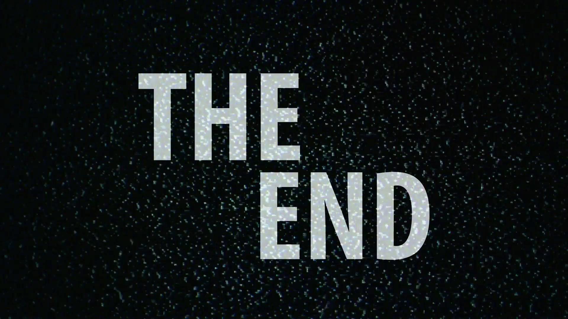 27 septembre : THE END