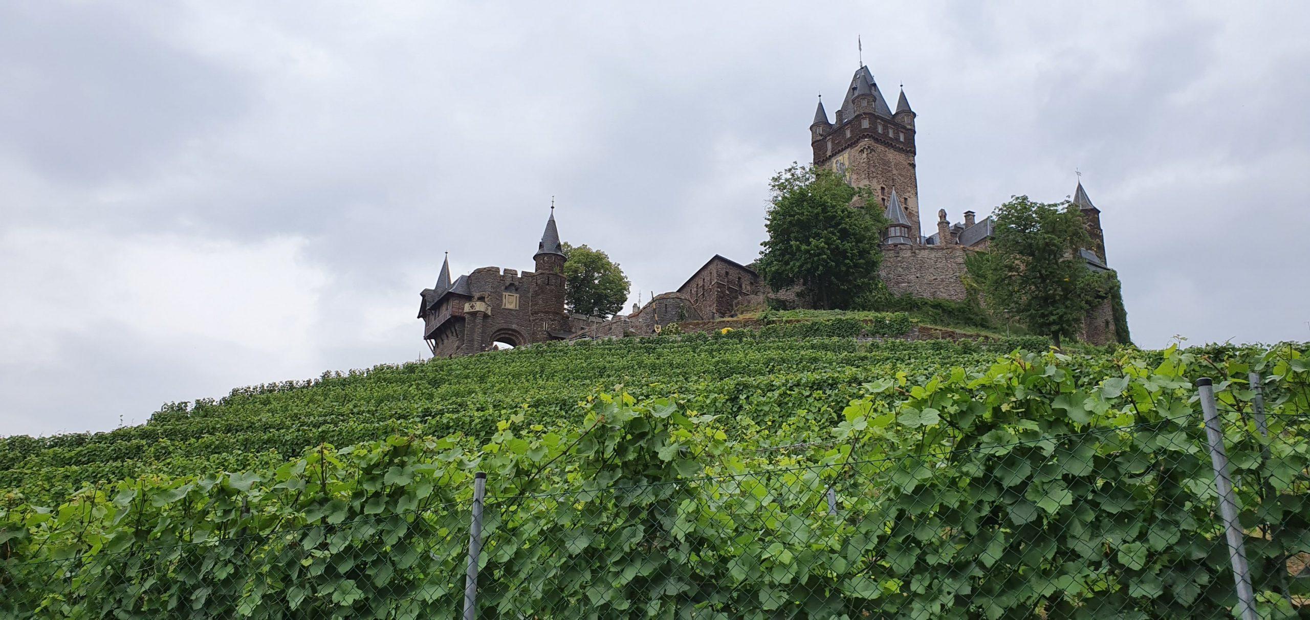 11 juillet : Château de Cochem
