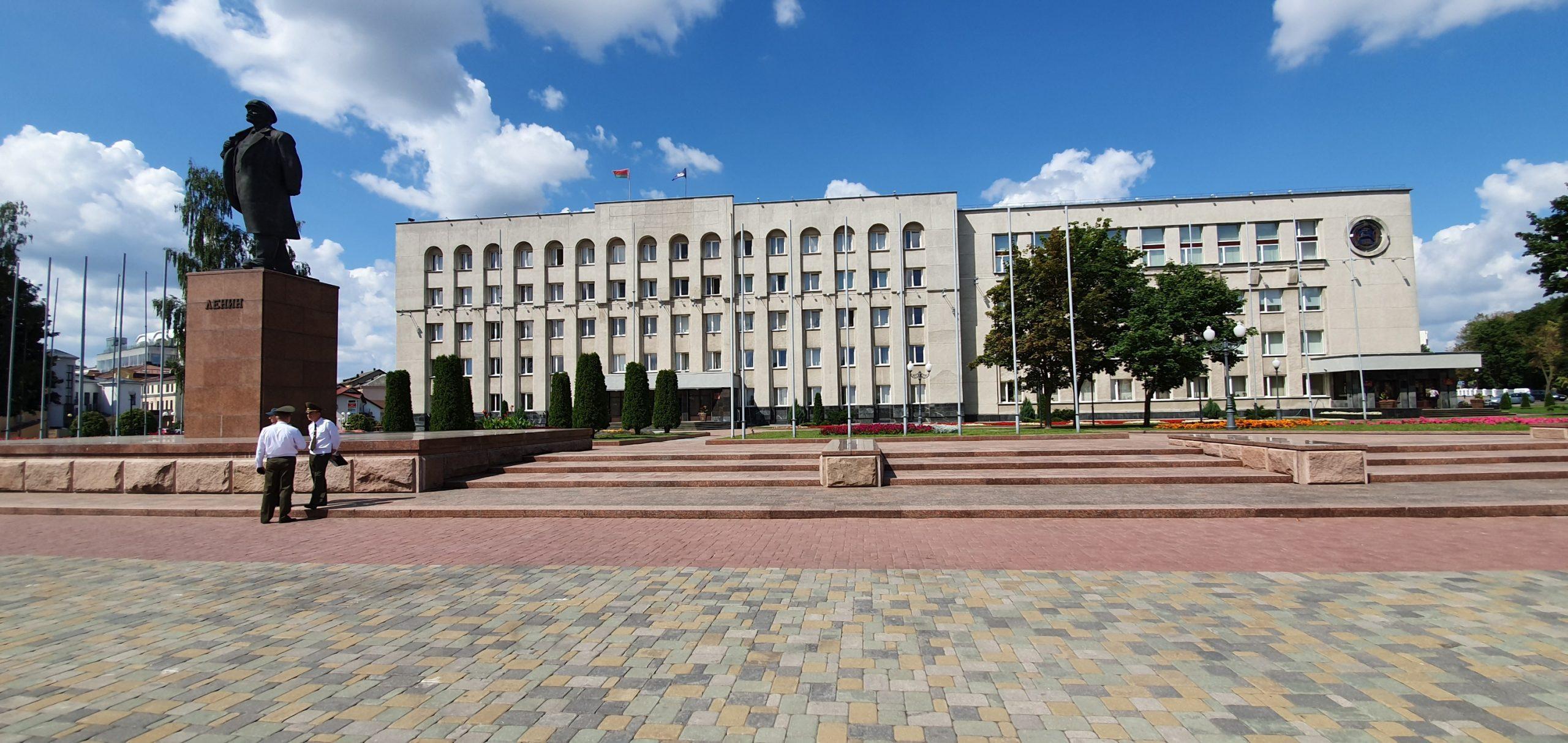 25 juillet : Visite de Hrodna (Grodno)