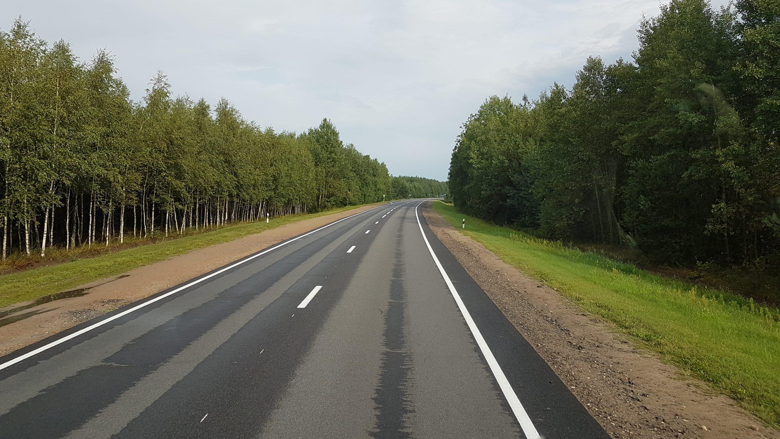 30 juillet : En route pour le parc national de Pripyatskiy