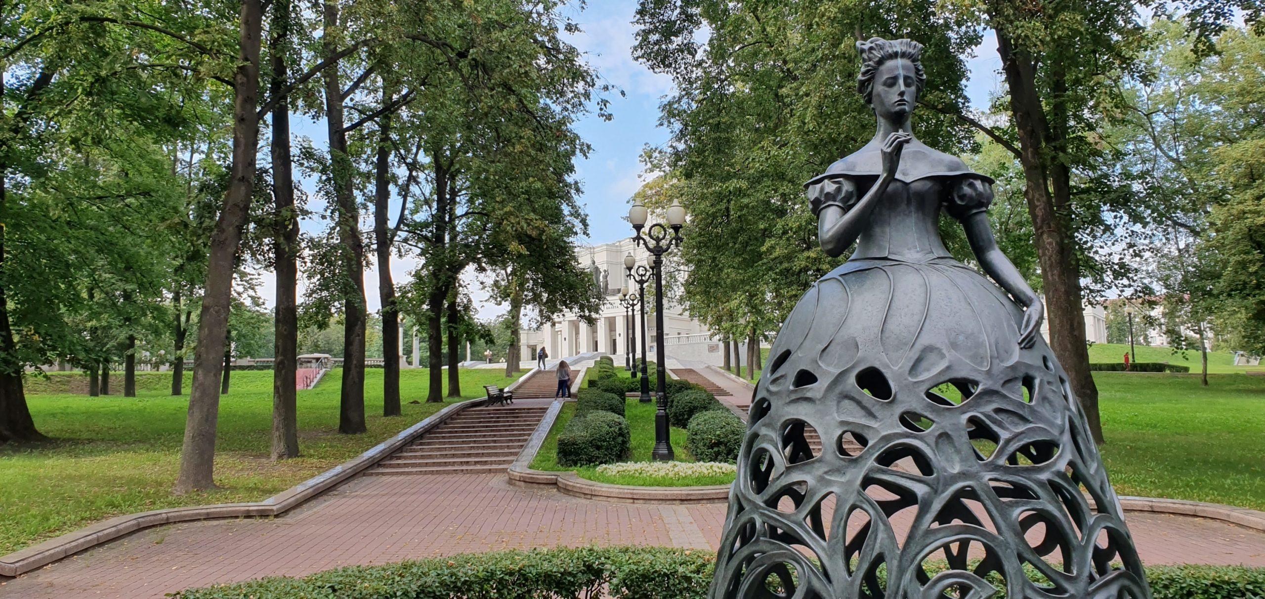 7 août : Minsk - jour 1