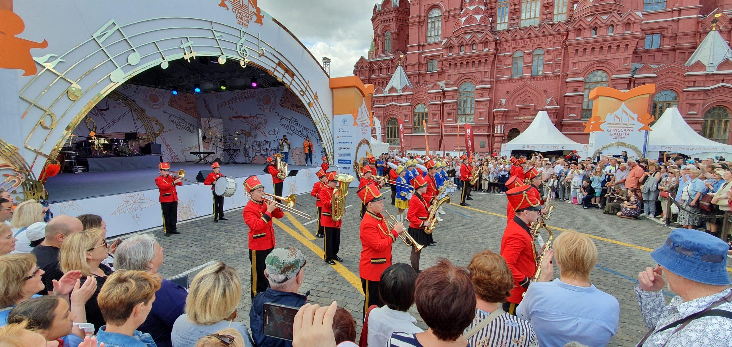 25 août : Moscou - jour 1
