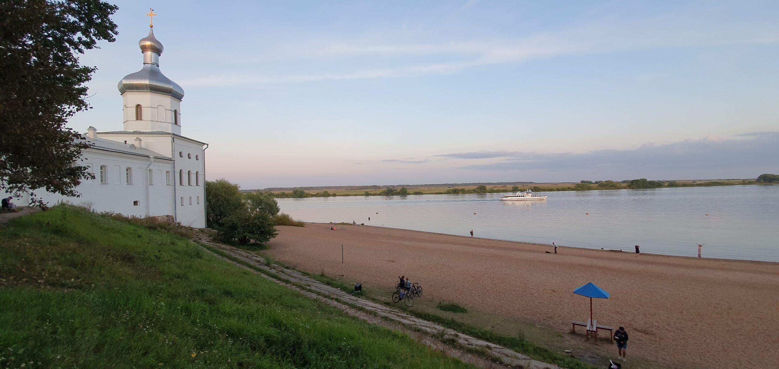 31 août : Sur la route de Saint Pétersbourg