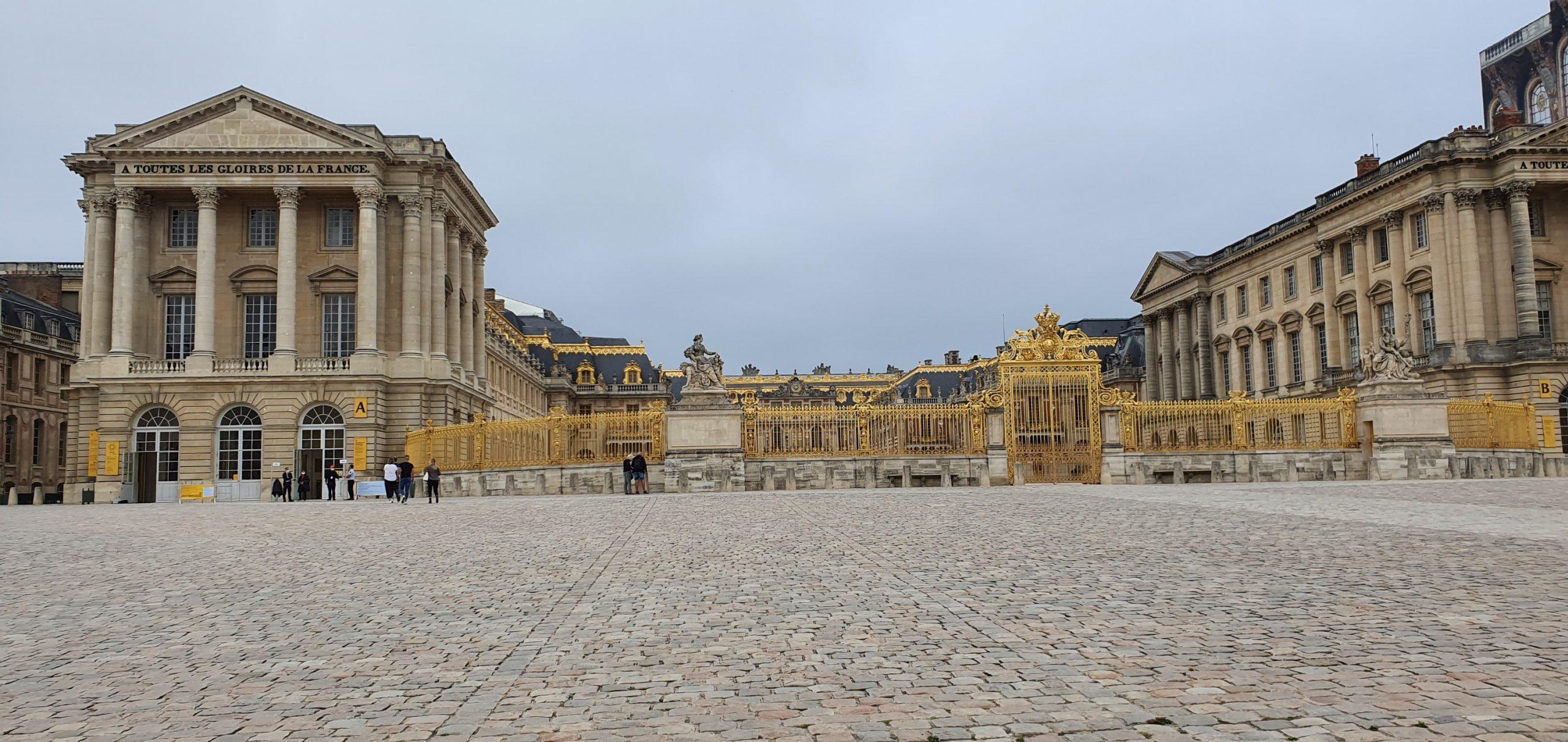 10 septembre : Château de Versailles