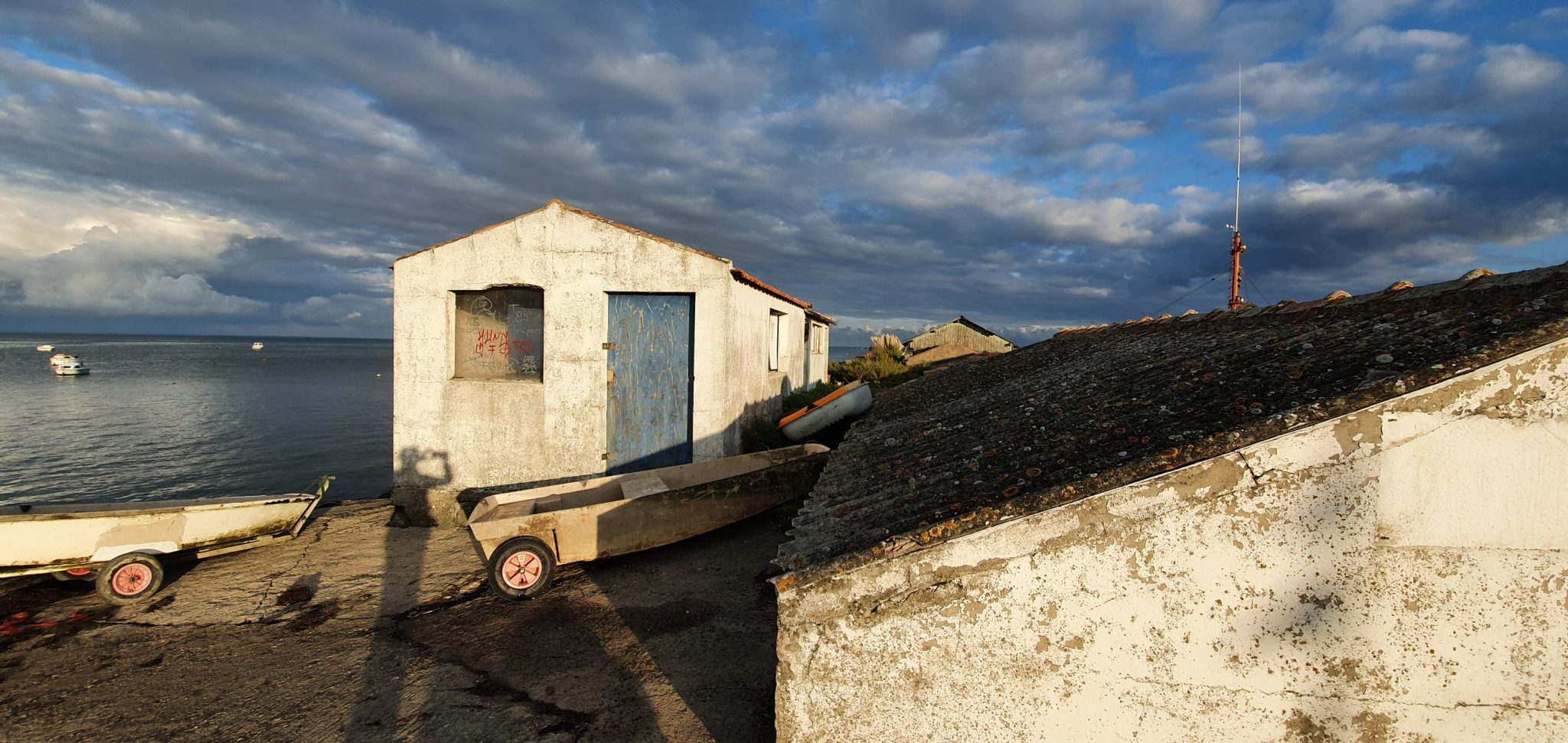 22 septembre : En route pour l'île de Noirmoutier