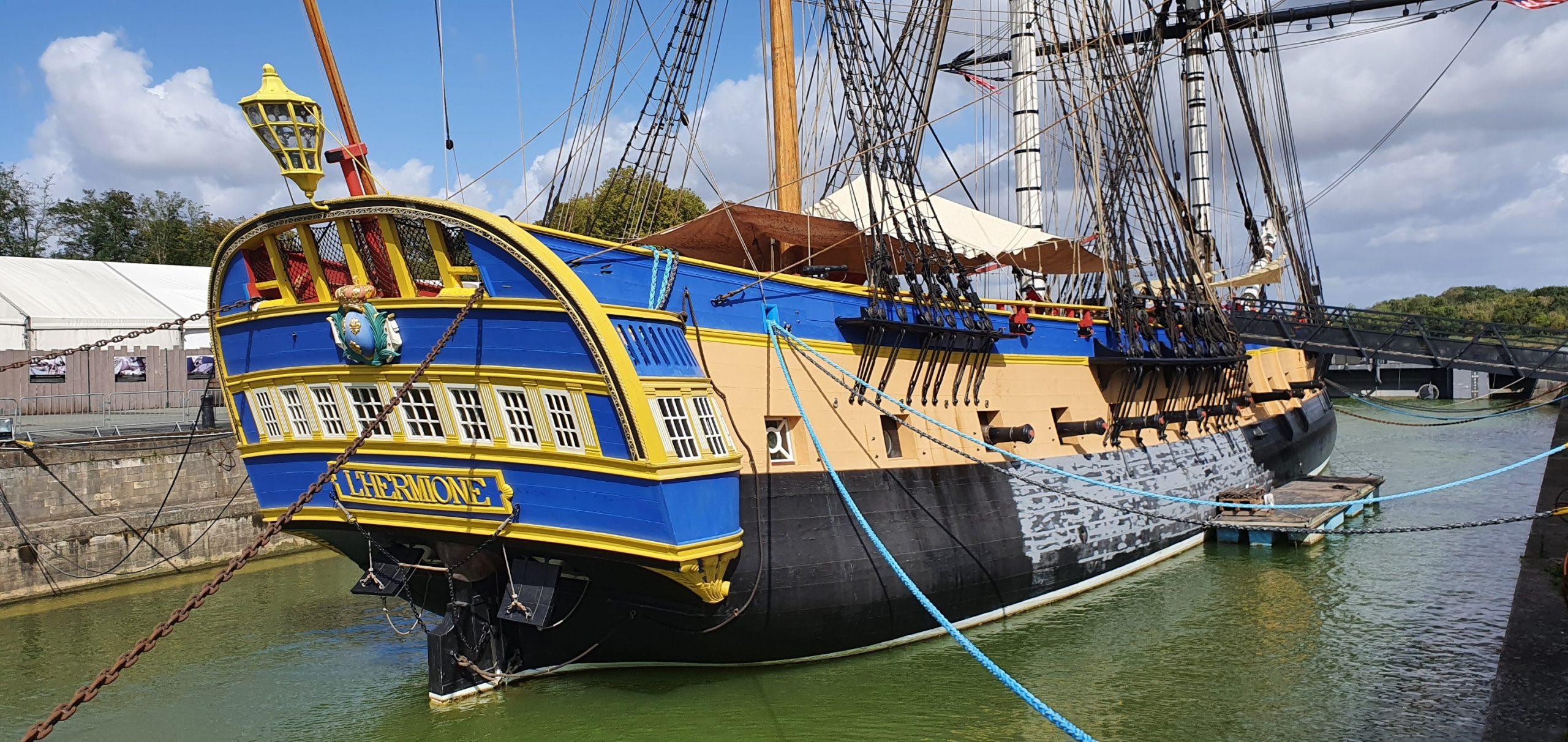 25 septembre : Rochefort
