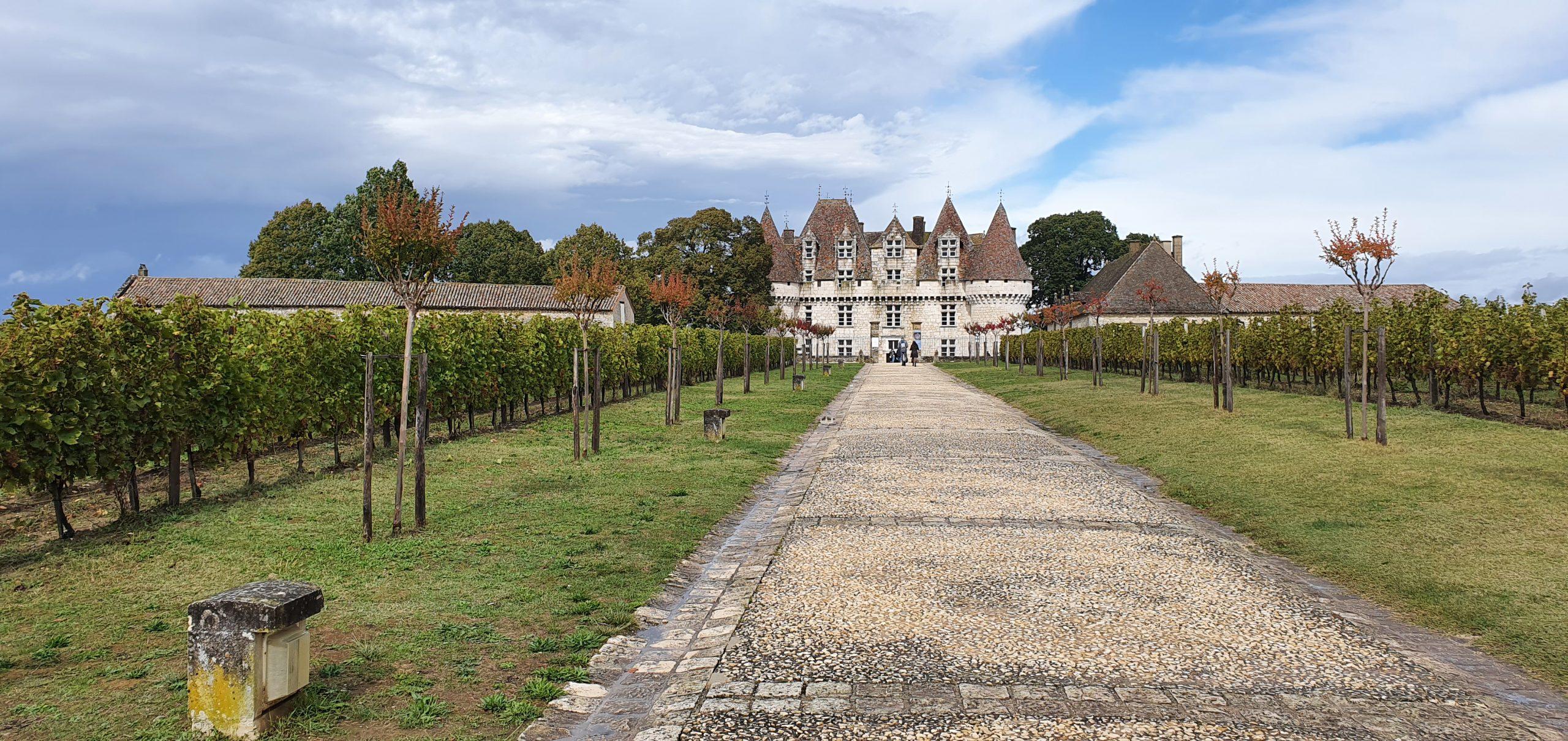 4 octobre : Château de Monbazillac (et vins... )