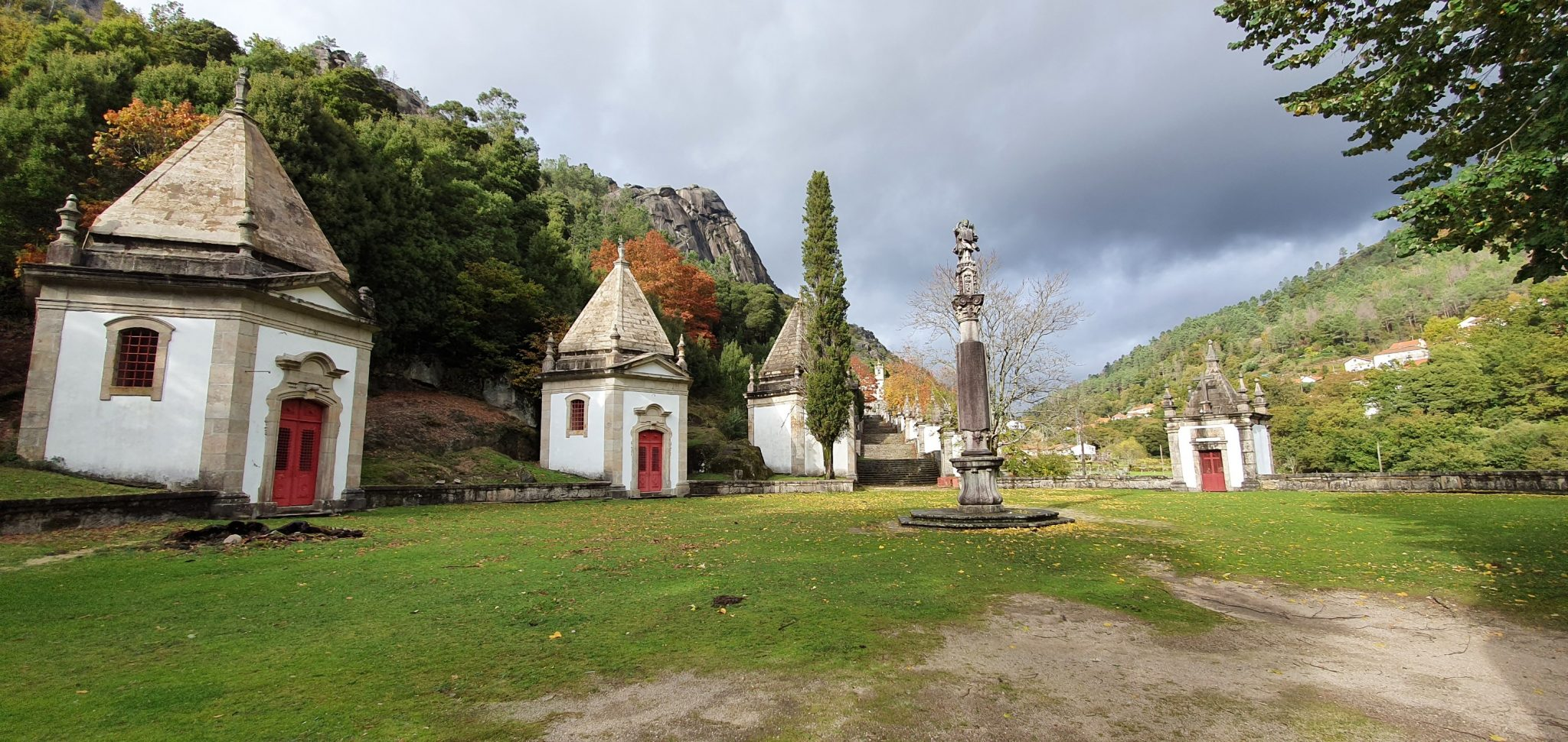 26 octobre : Parc national de Peneda-Gerès (suite)