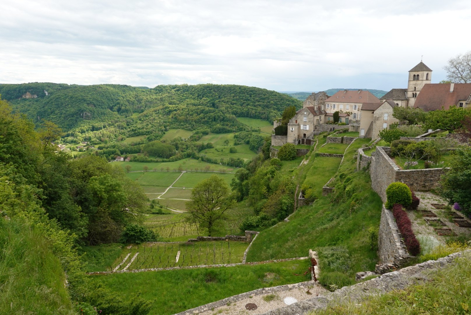 22 mai : Le vignoble du Jura