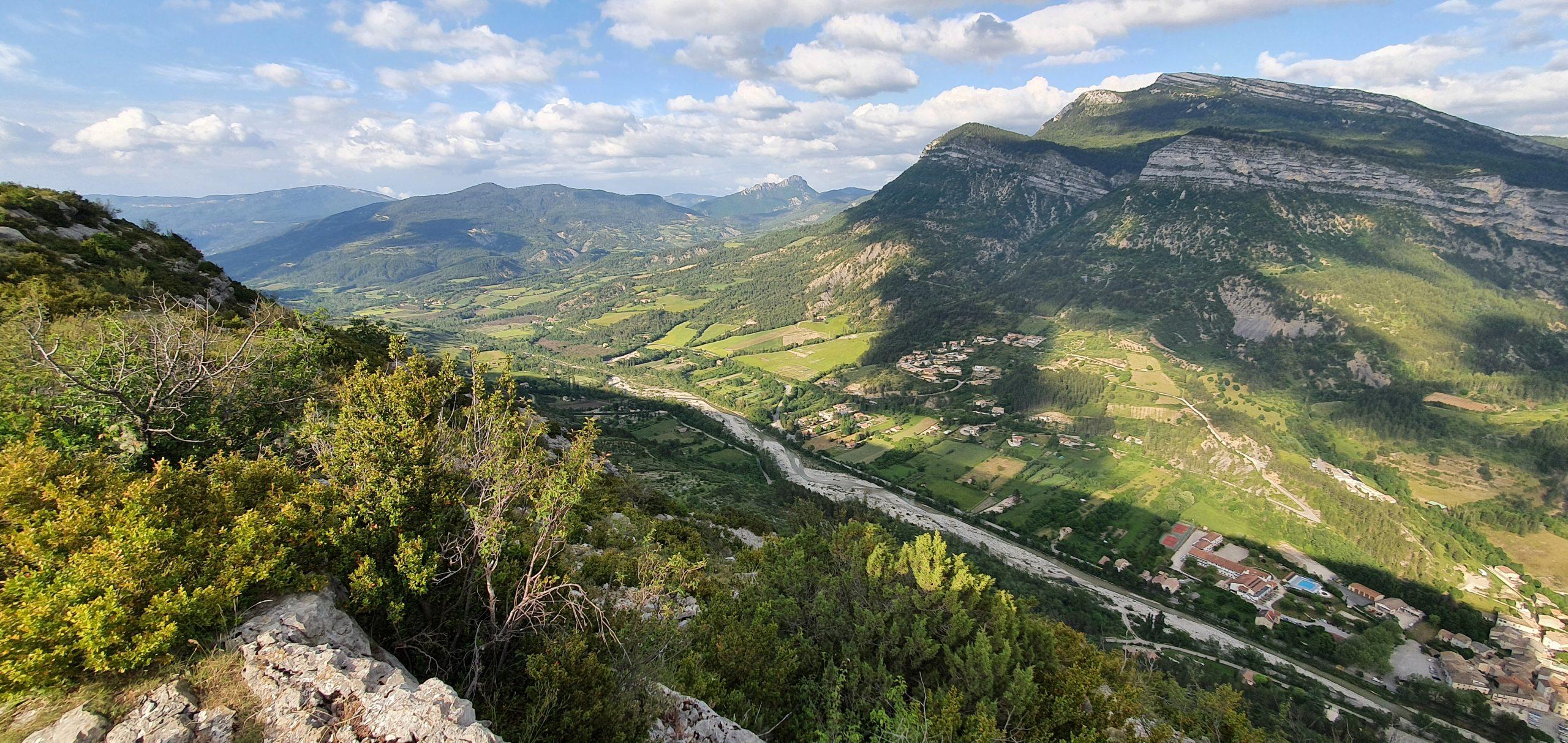 3 juin : Drôme provençale