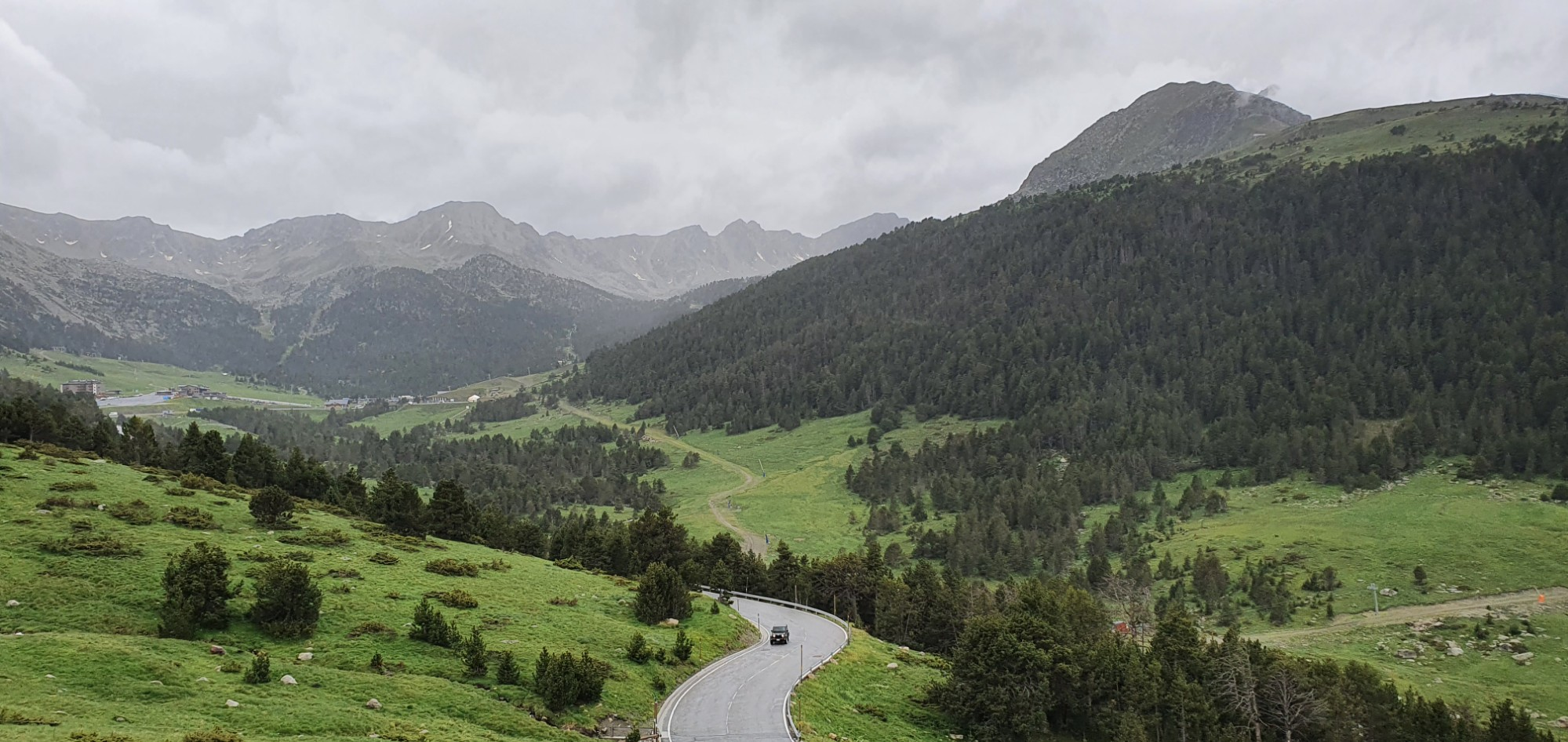 19 juin : Andorre