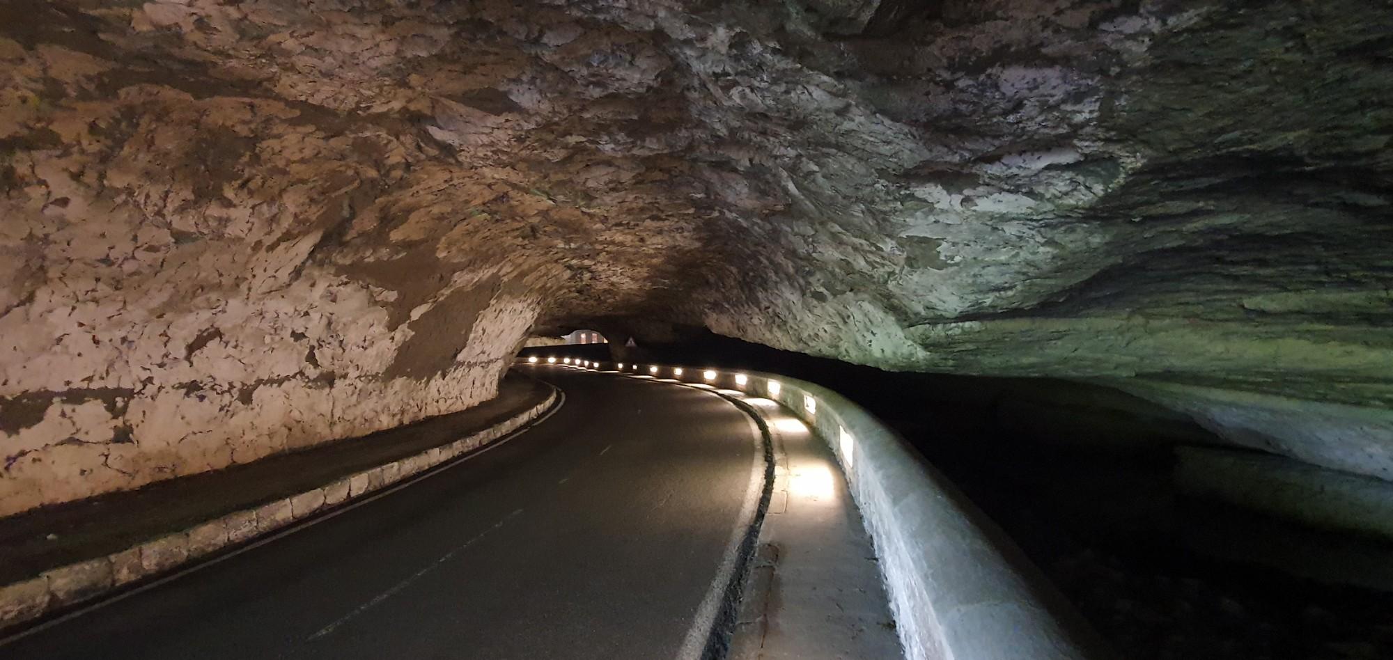 20 juin : Grotte du Mas d'Azil
