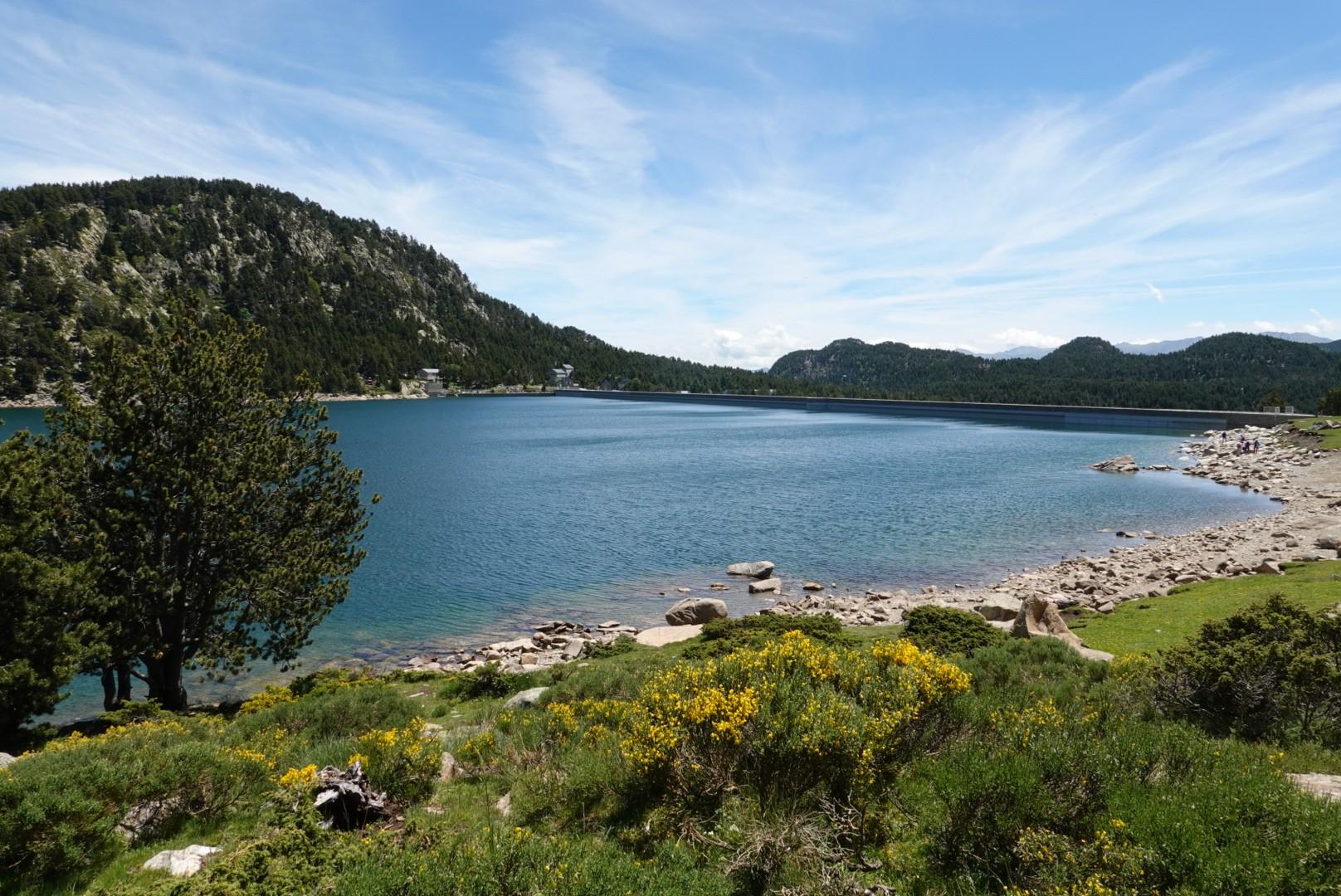 18 juin : Lac des Bouillouses