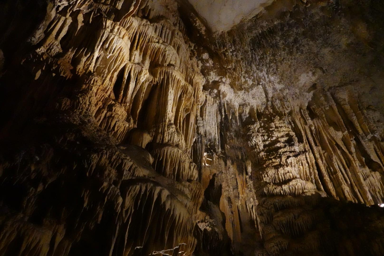 26 juin : La grotte des Demoiselles