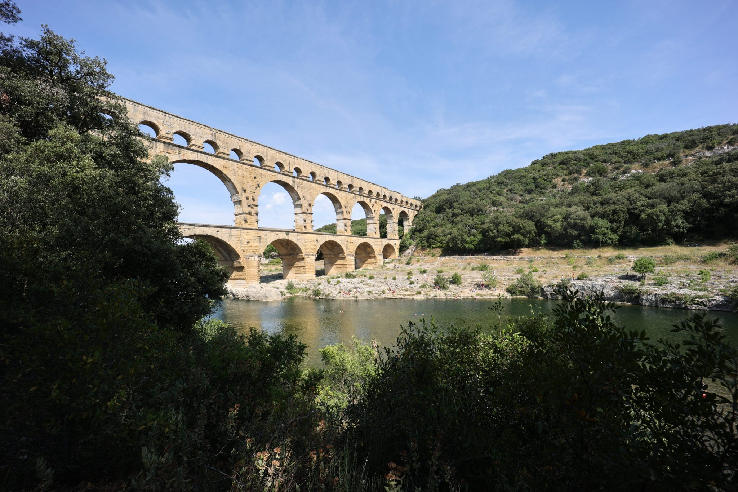 27 juin : Le Pont du Gard