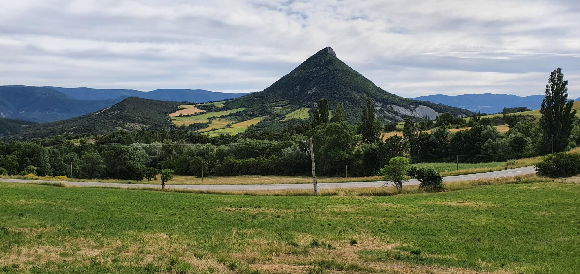 2 juillet : Du côté de Ribeyret