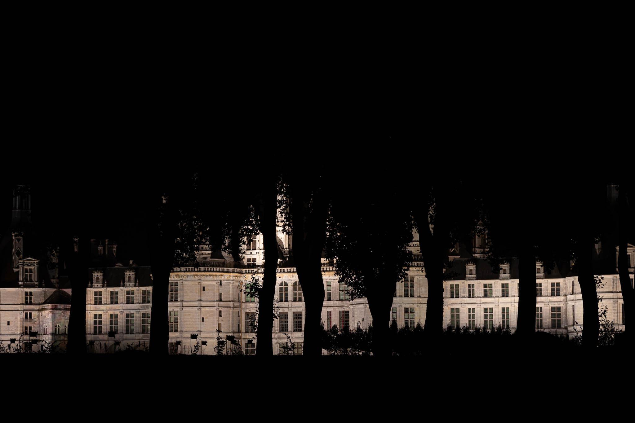 30 et 31 août : Château de Chambord