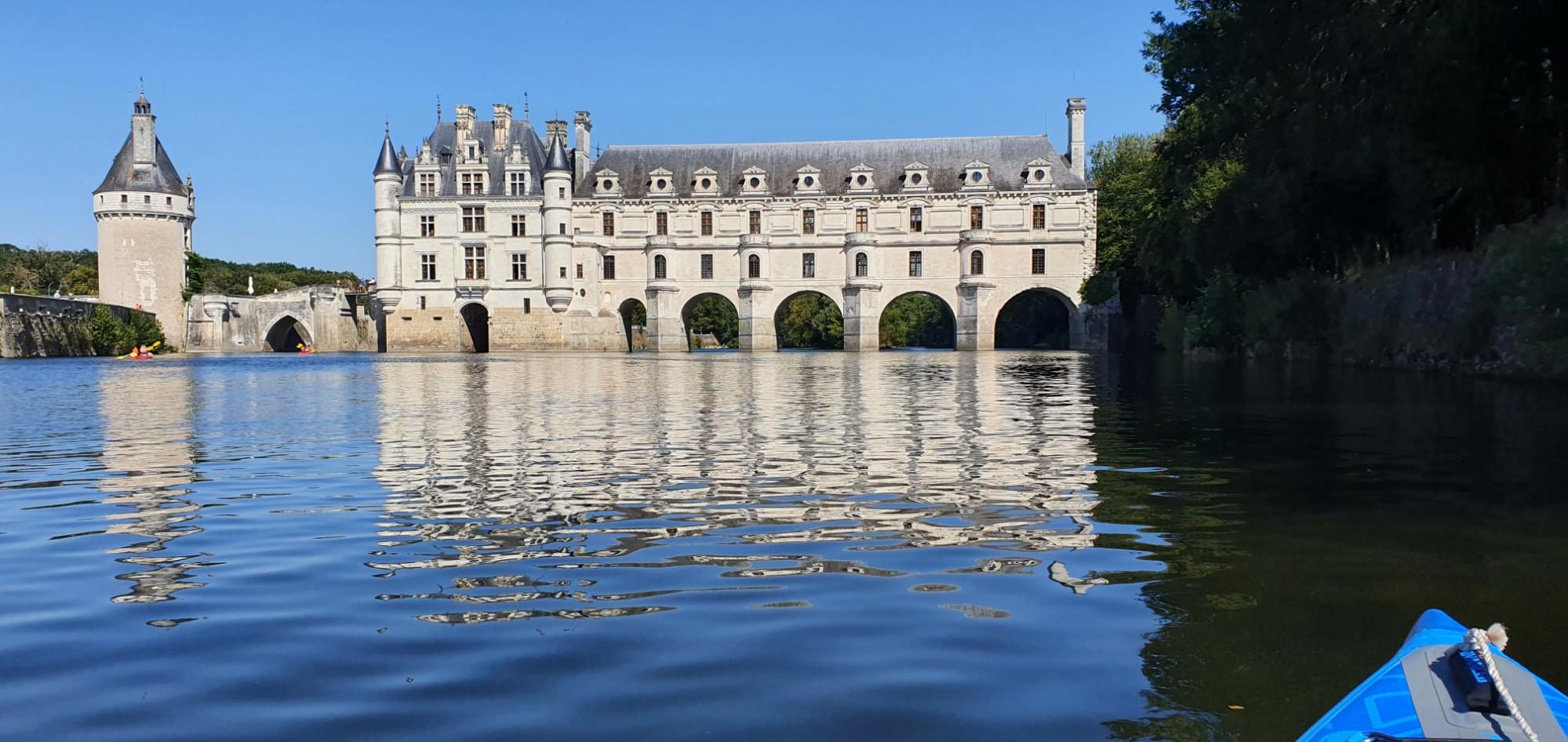 2 septembre : Château de Chenonceau