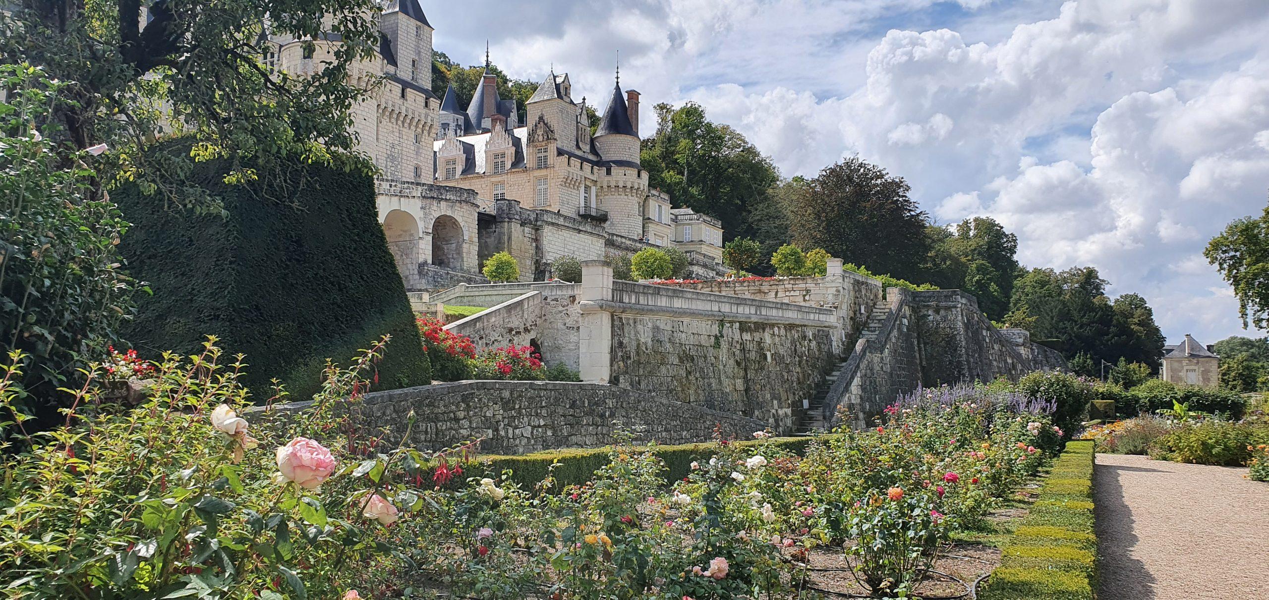 4 septembre : Château de Rigny-Ussé et Richelieu