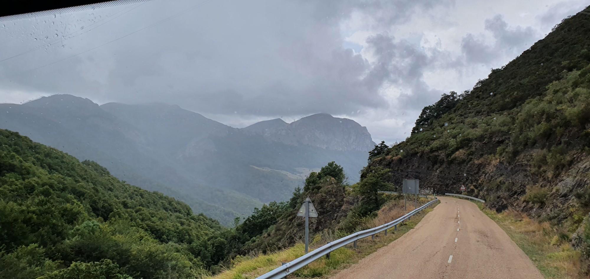 15 septembre : Route vers Fuente Dé