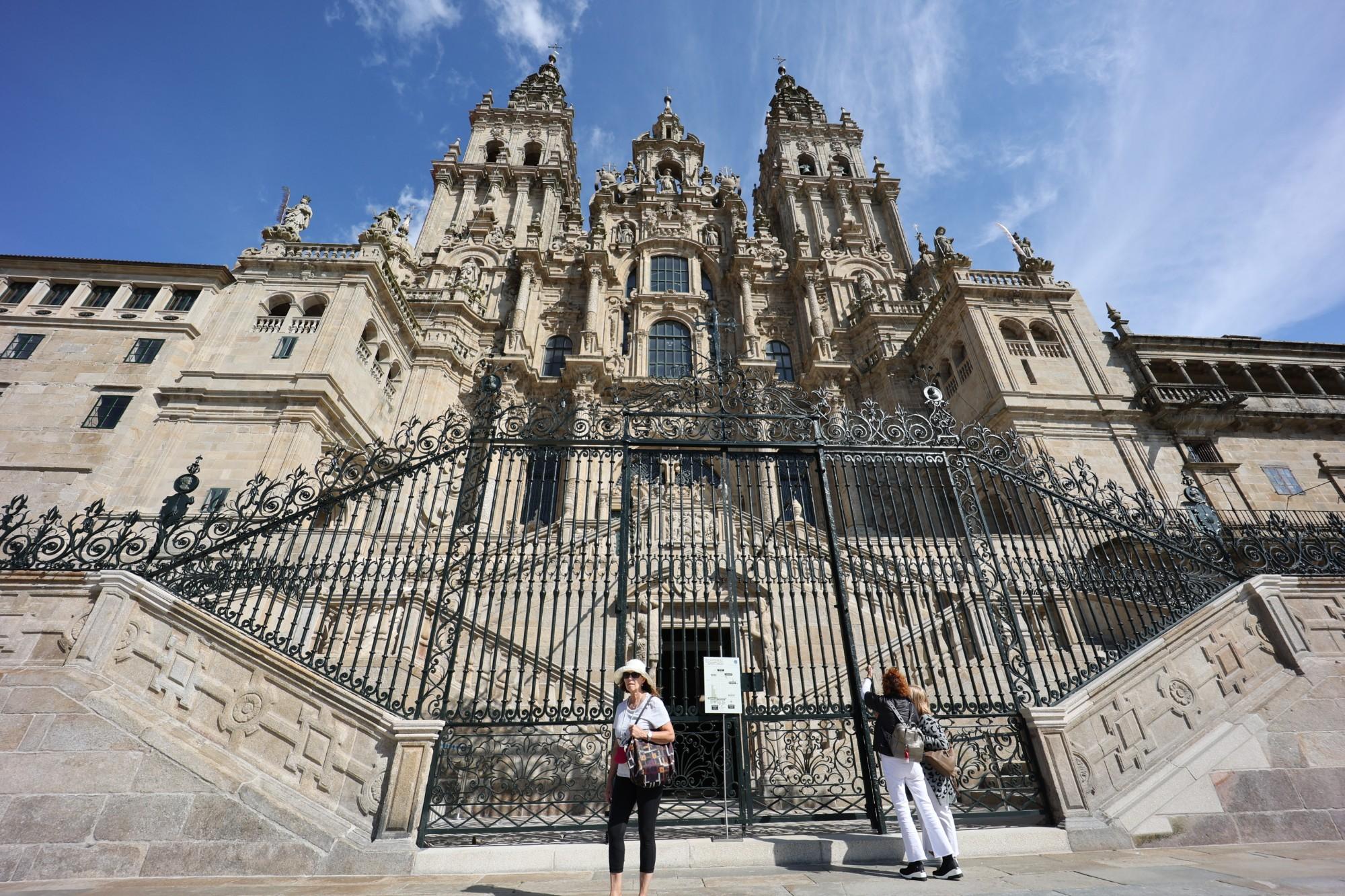 22 septembre : Santiago de Compostela