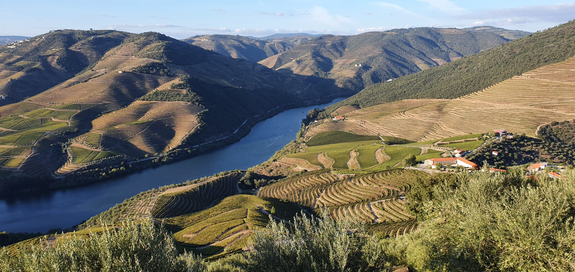 28 et 29 septembre : Vallée du Douro