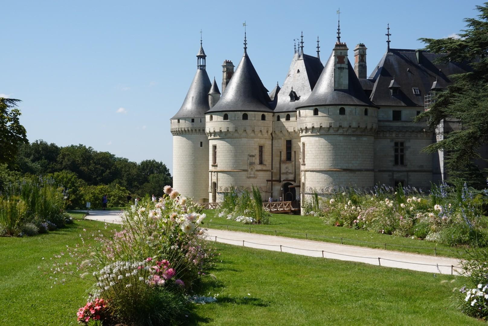 1er septembre : Château de Chaumont sur Loire