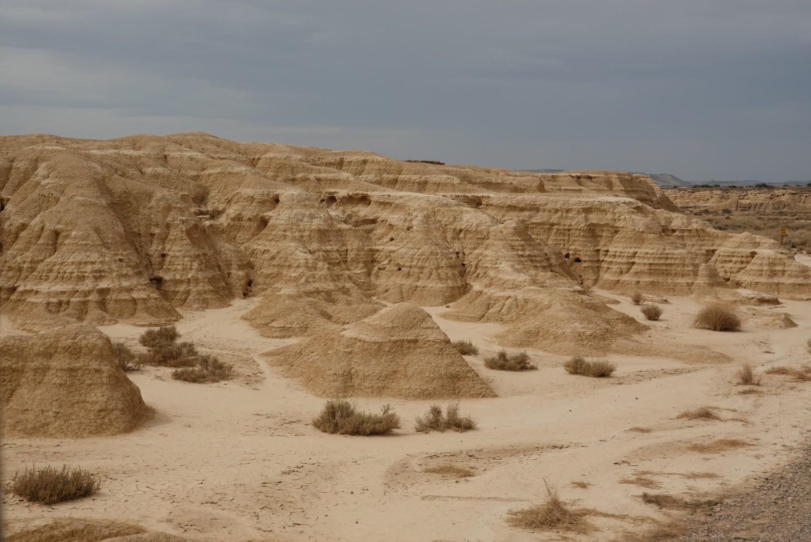 13 septembre : Le désert des Bardenas Reales