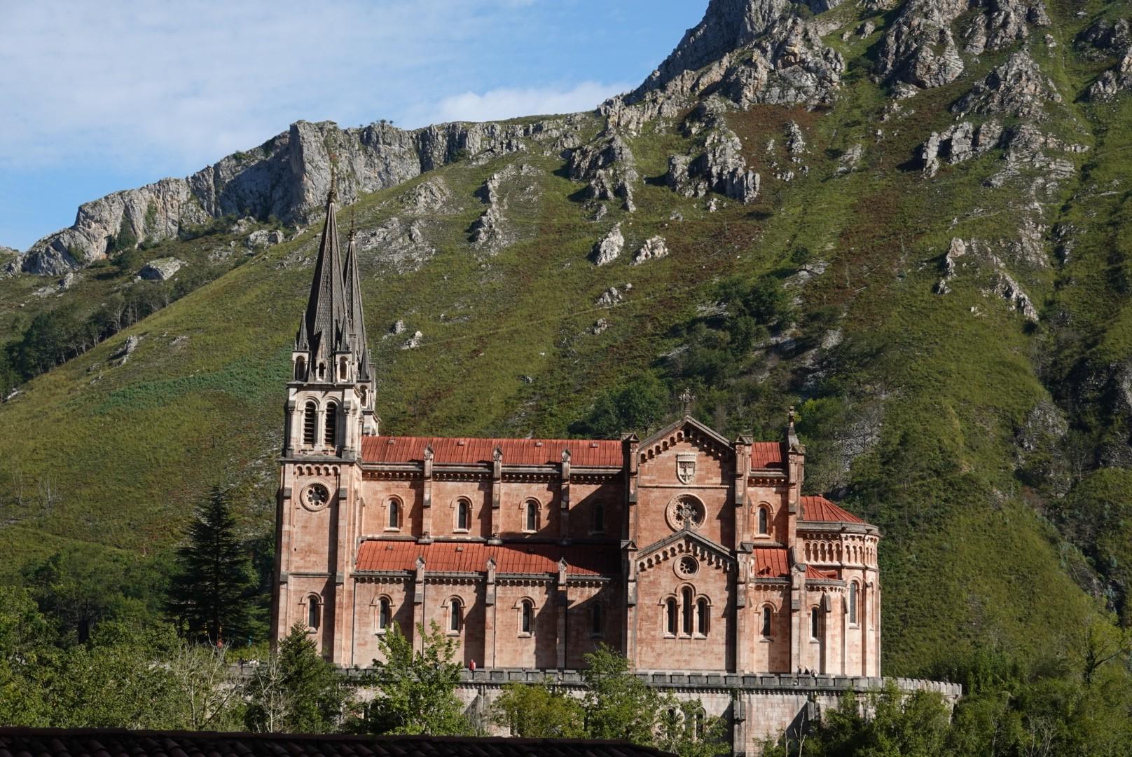 19 septembre : Sanctuaire de Convadonga