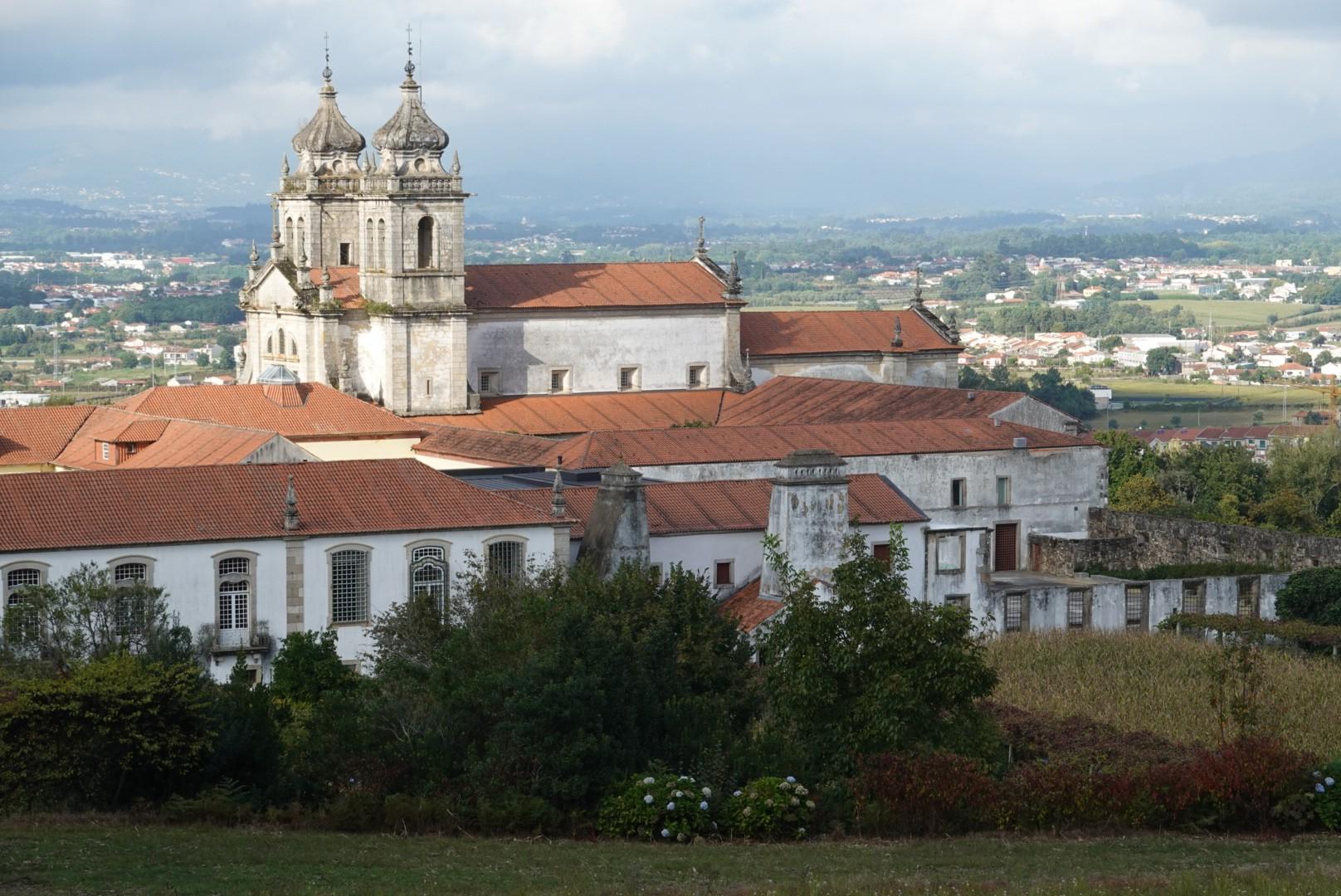 25 septembre : Monastère de Saõ Martinho de Tibães
