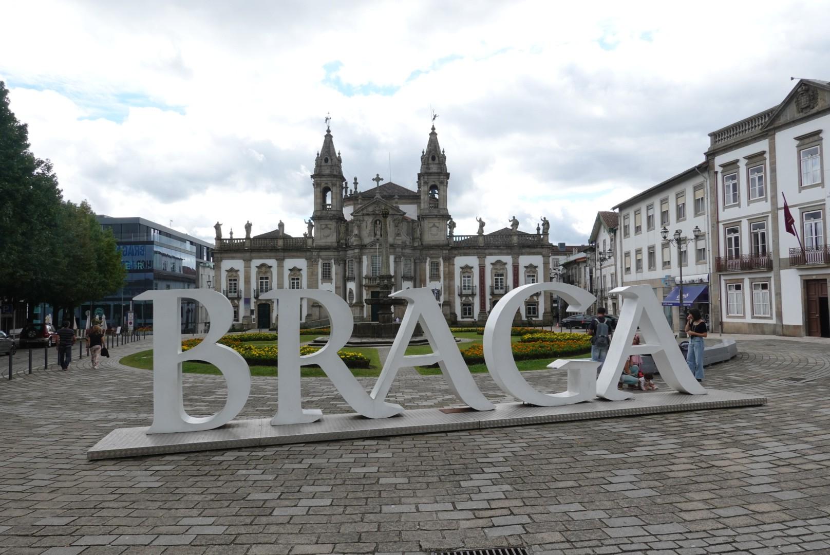 26 septembre : Braga