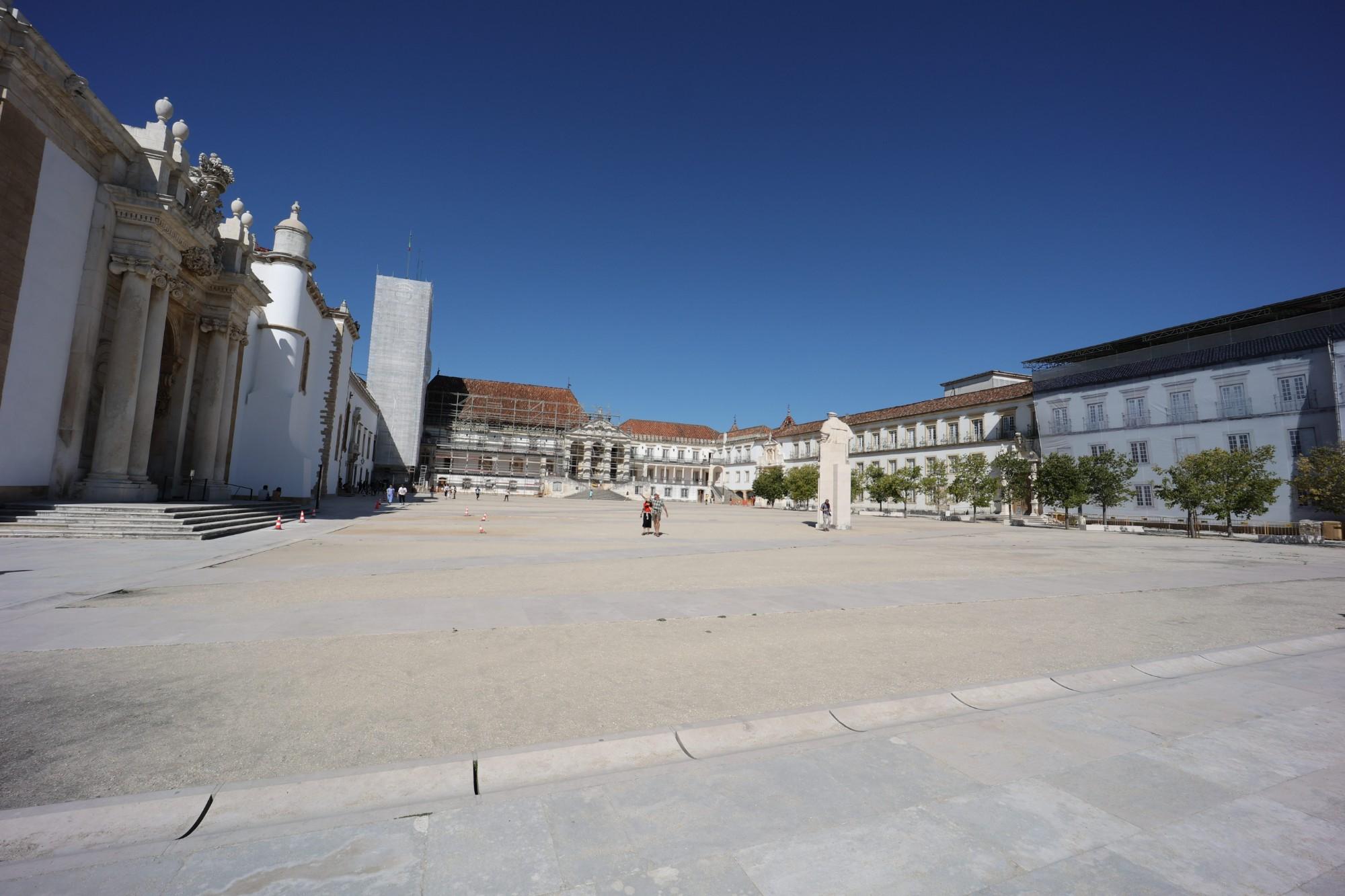 12 octobre : Coimbra