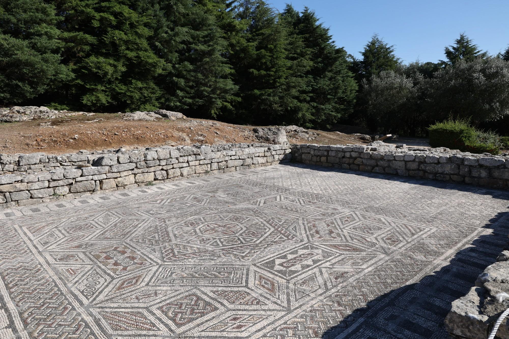 13 octobre : Ruines de Conímbriga