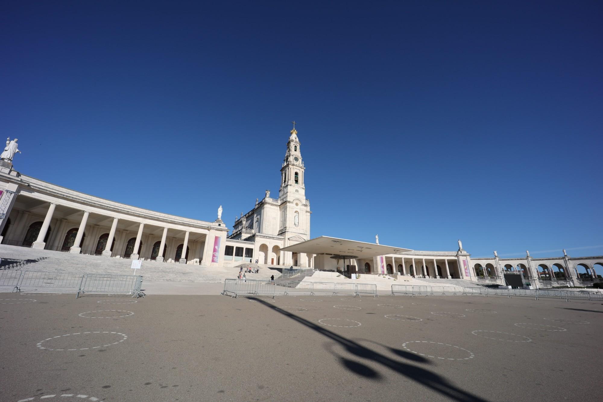 15 octobre : Sanctuaire de Fâtima
